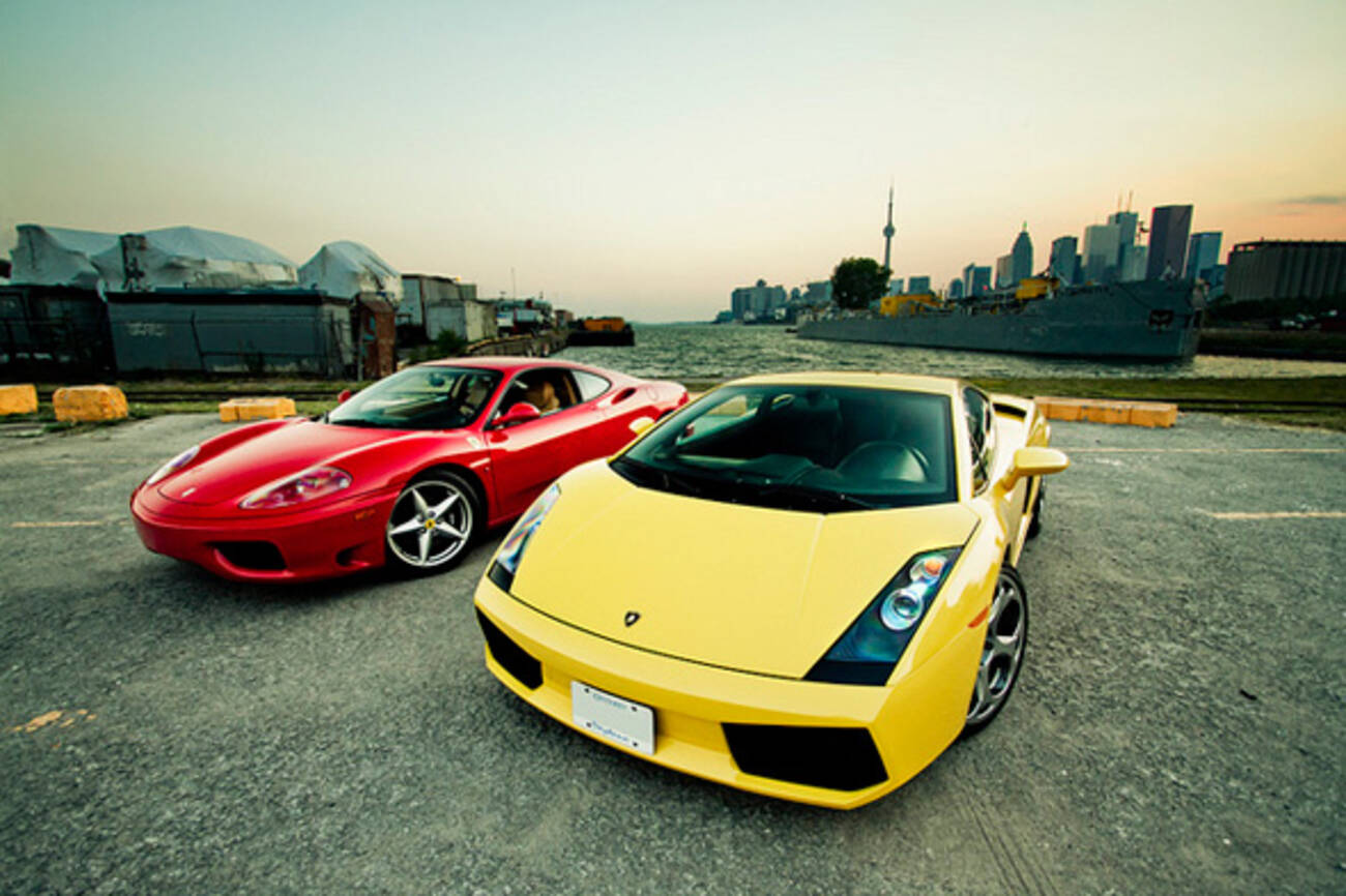 Luxury Vehicle: Luxury Car Rental Options In Toronto
