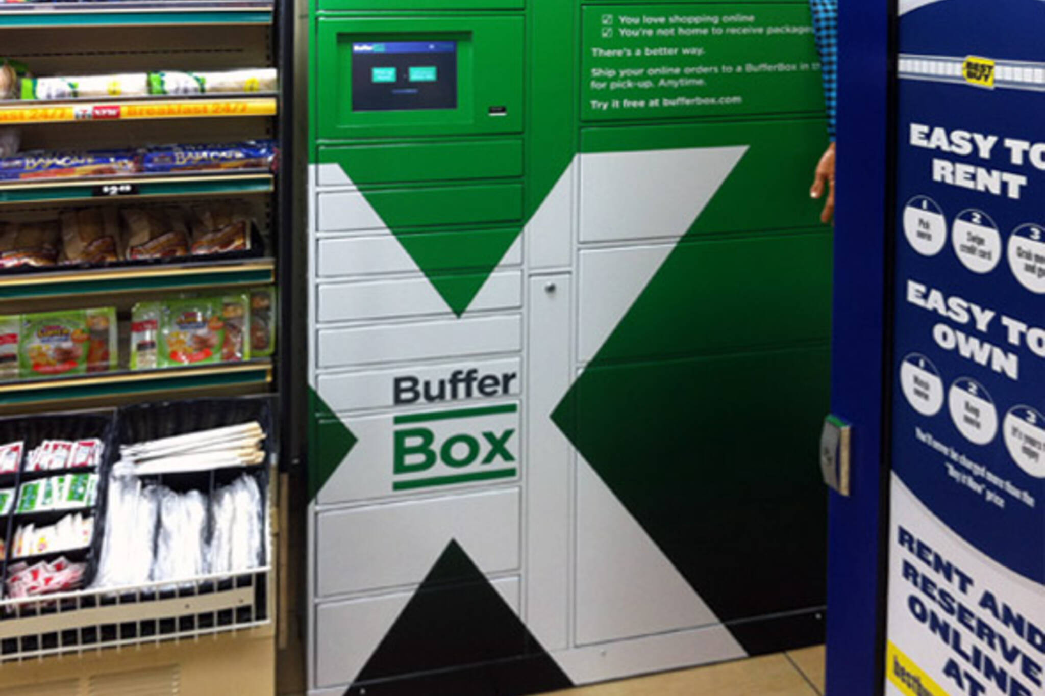 Bufferbox Toronto
