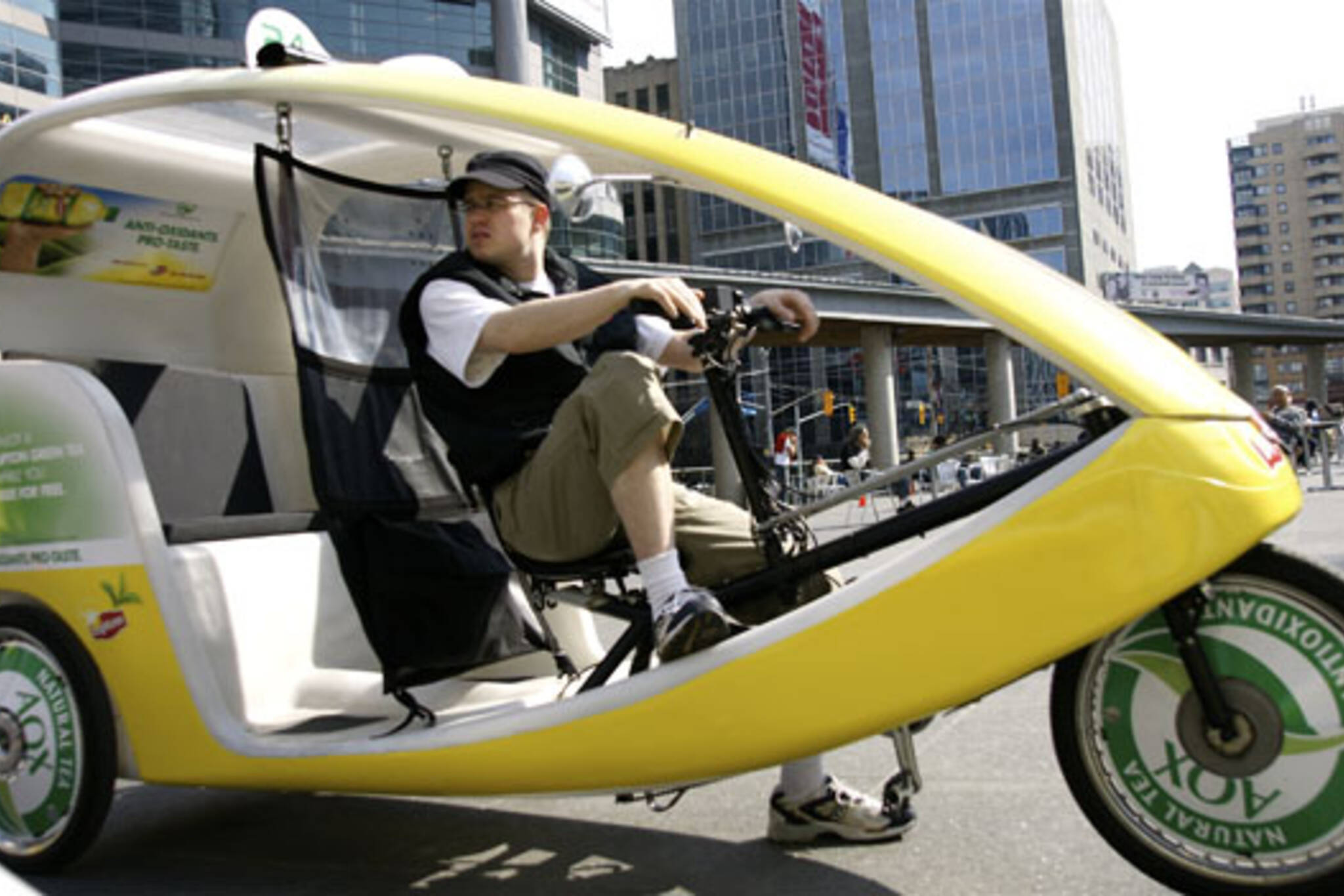 EcoCabs coming to Toronto