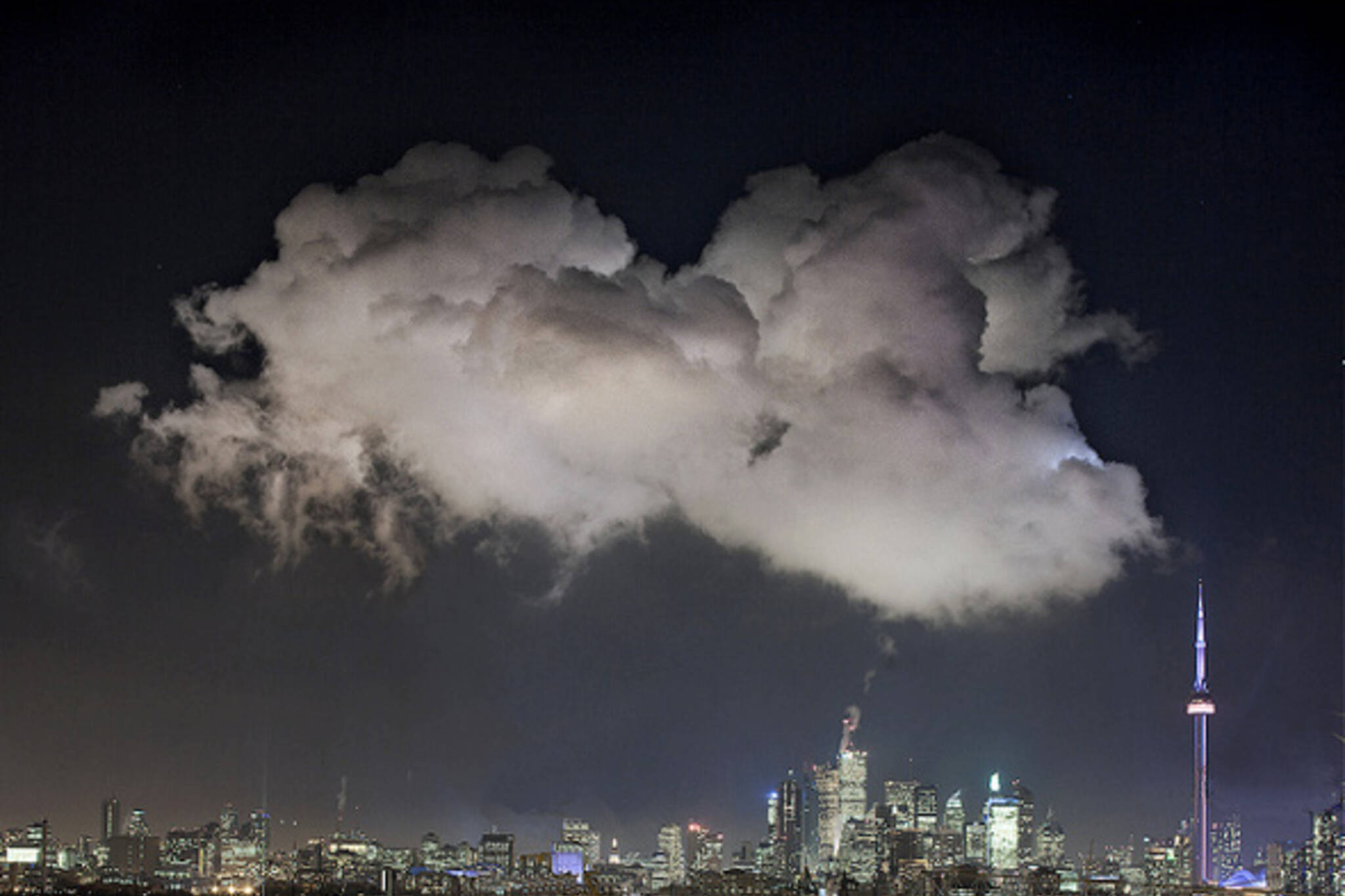 Cloud Toronto