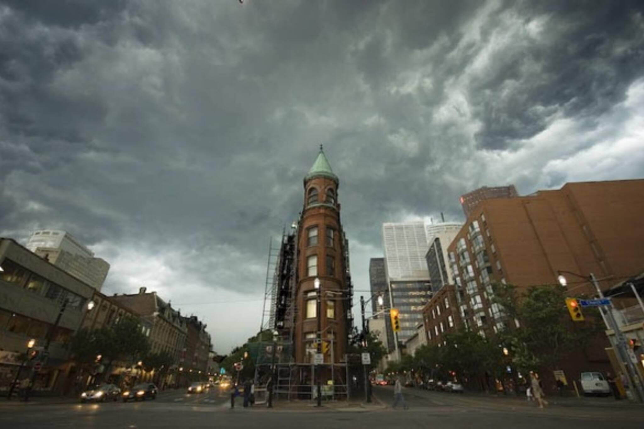 Storm Overhead
