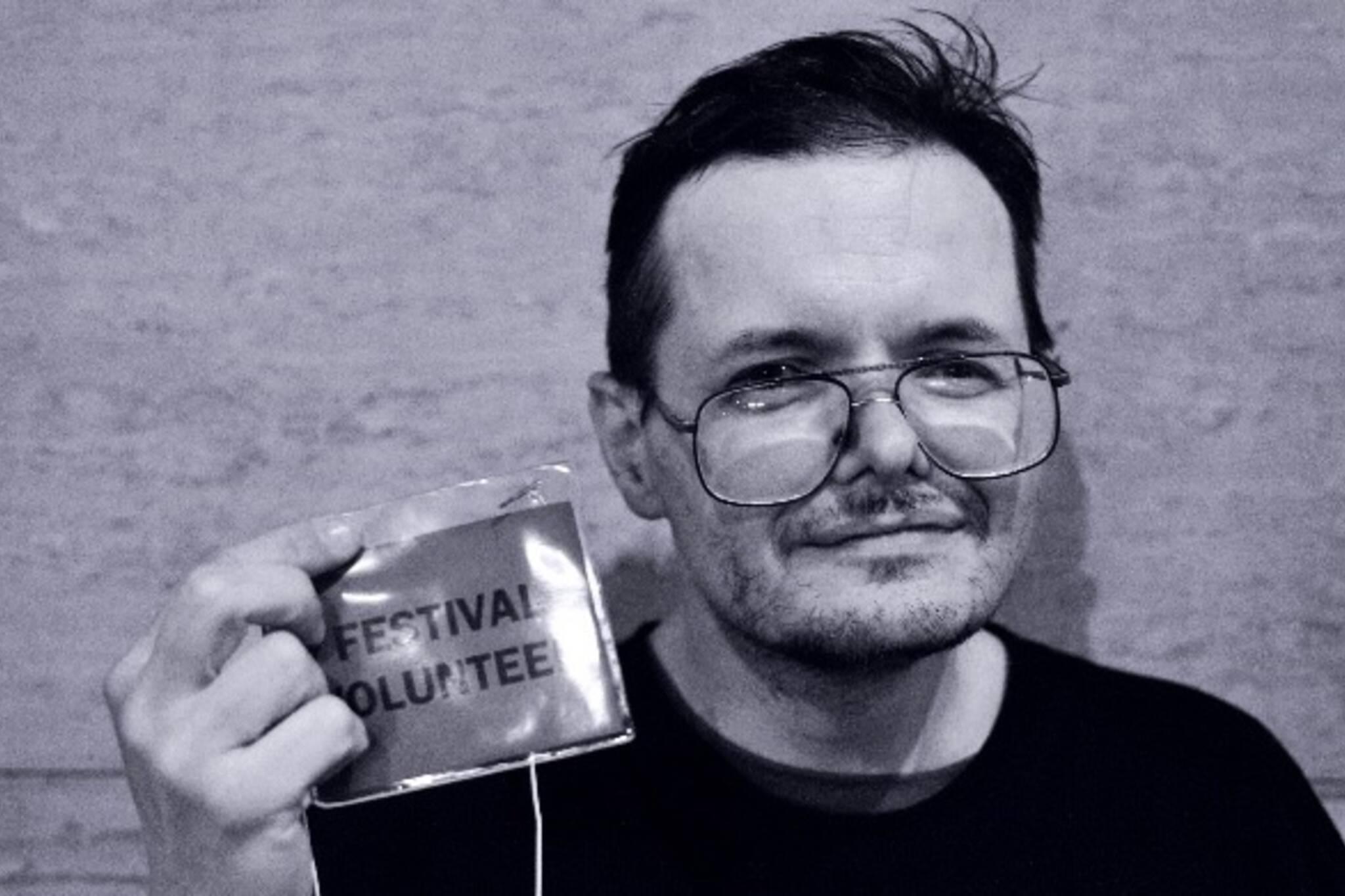 Harvey Lalonde Volunteer