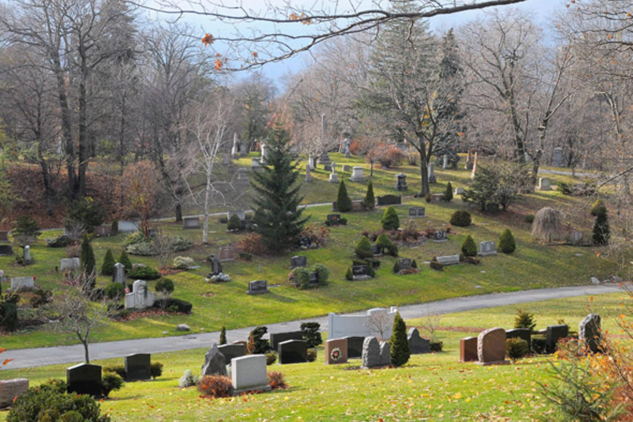Harolding Mt. Pleasant Cemetery