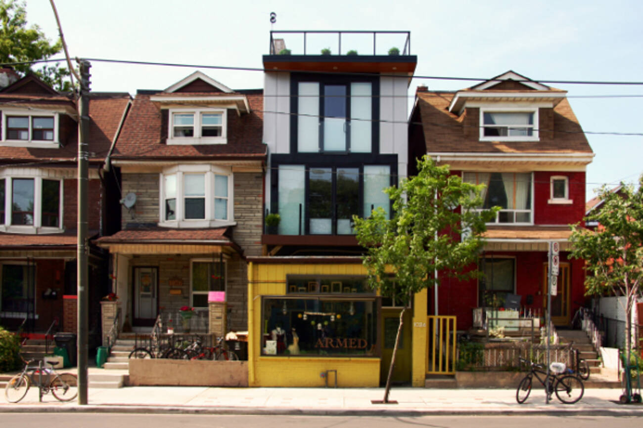 Toronto's housing market set another record last month