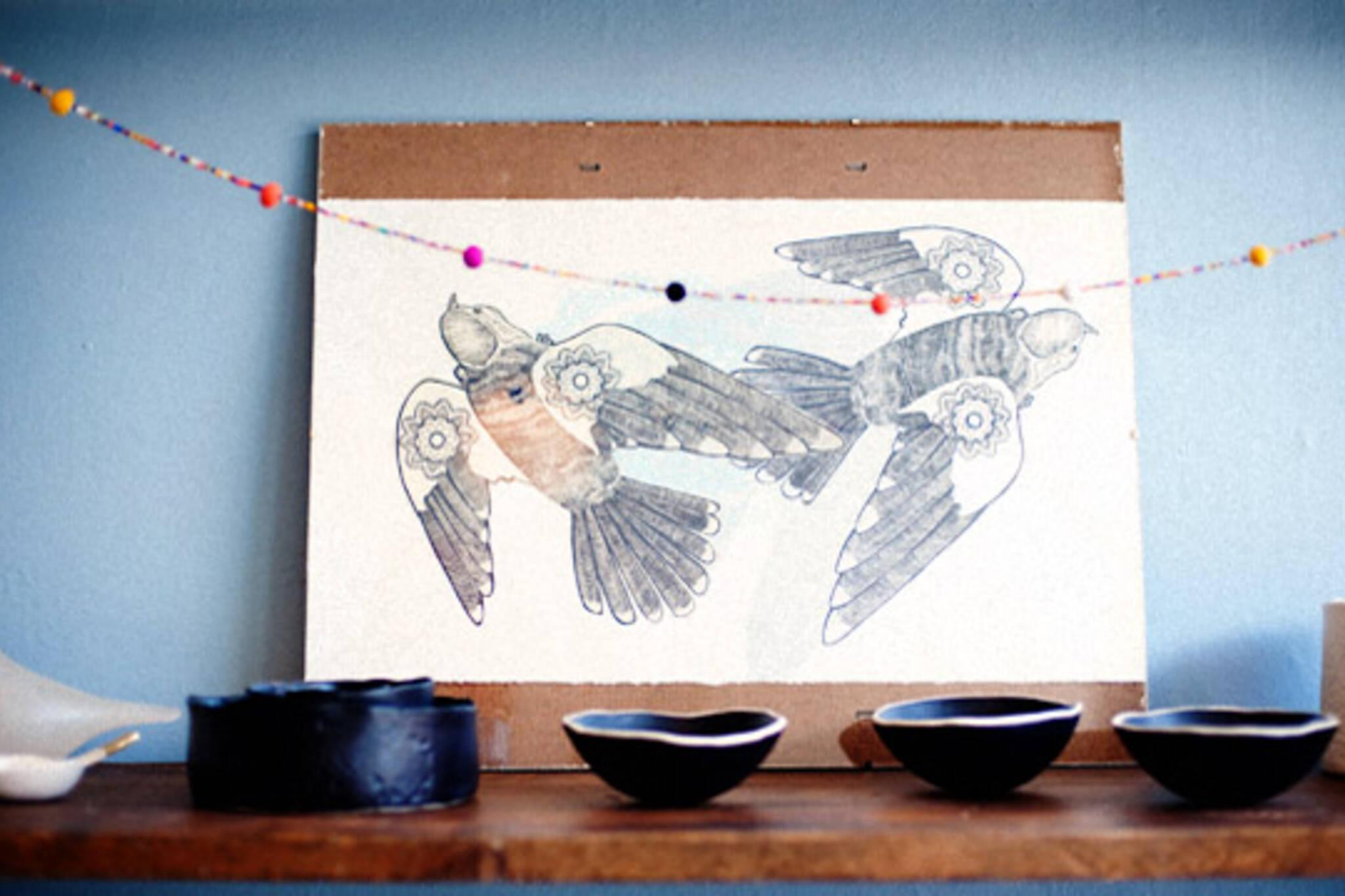 bluebird handmade