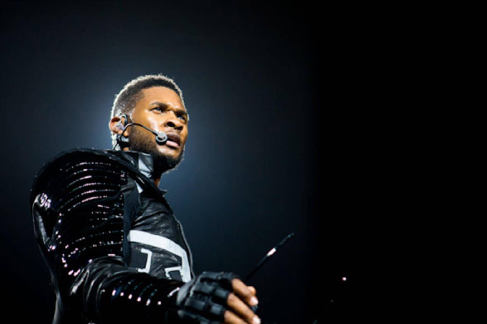Usher Toronto