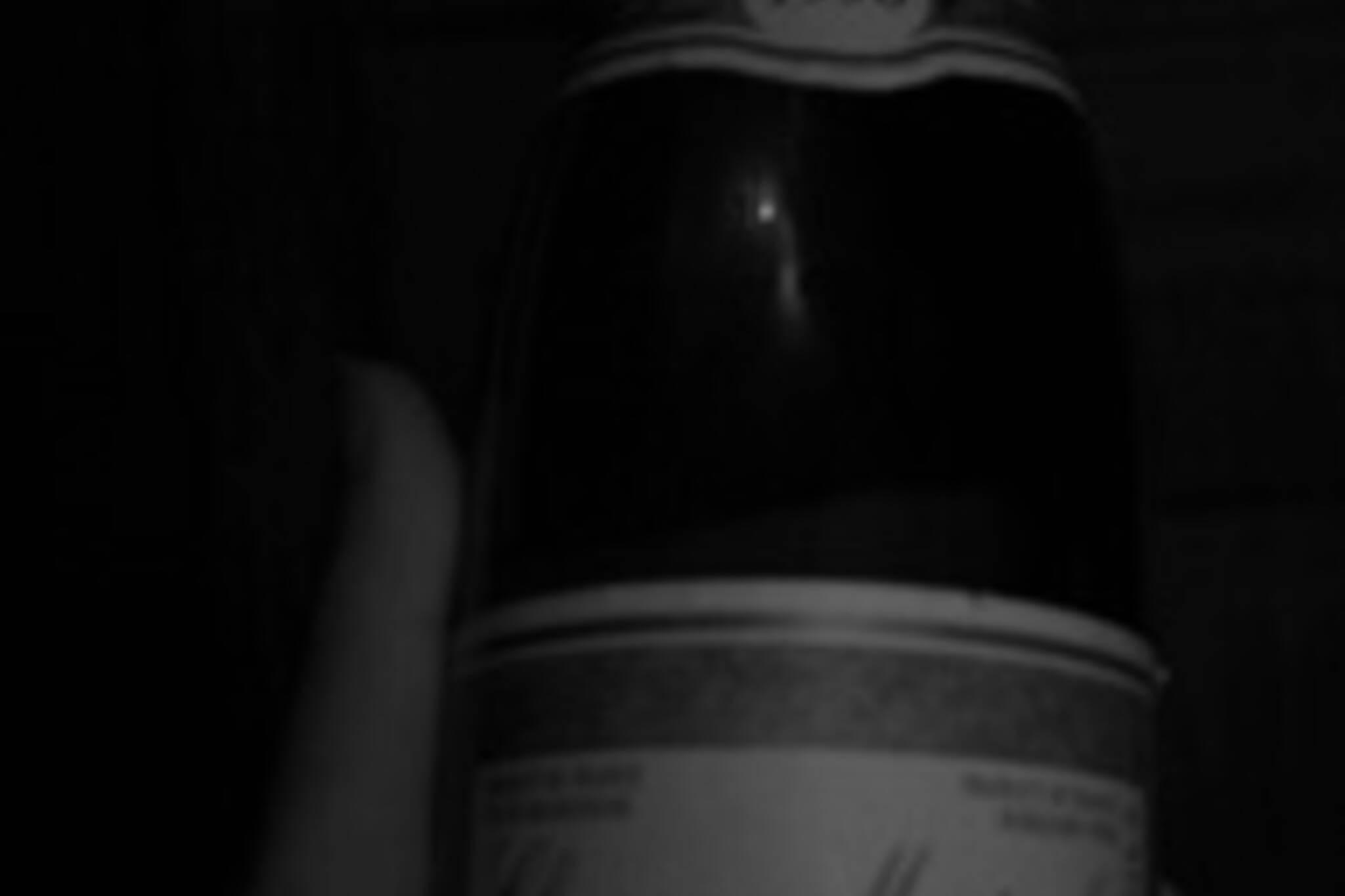 My found treasure: A bottle of Charton Trebuchet Chassagne Montrachet Premier Cru 1990