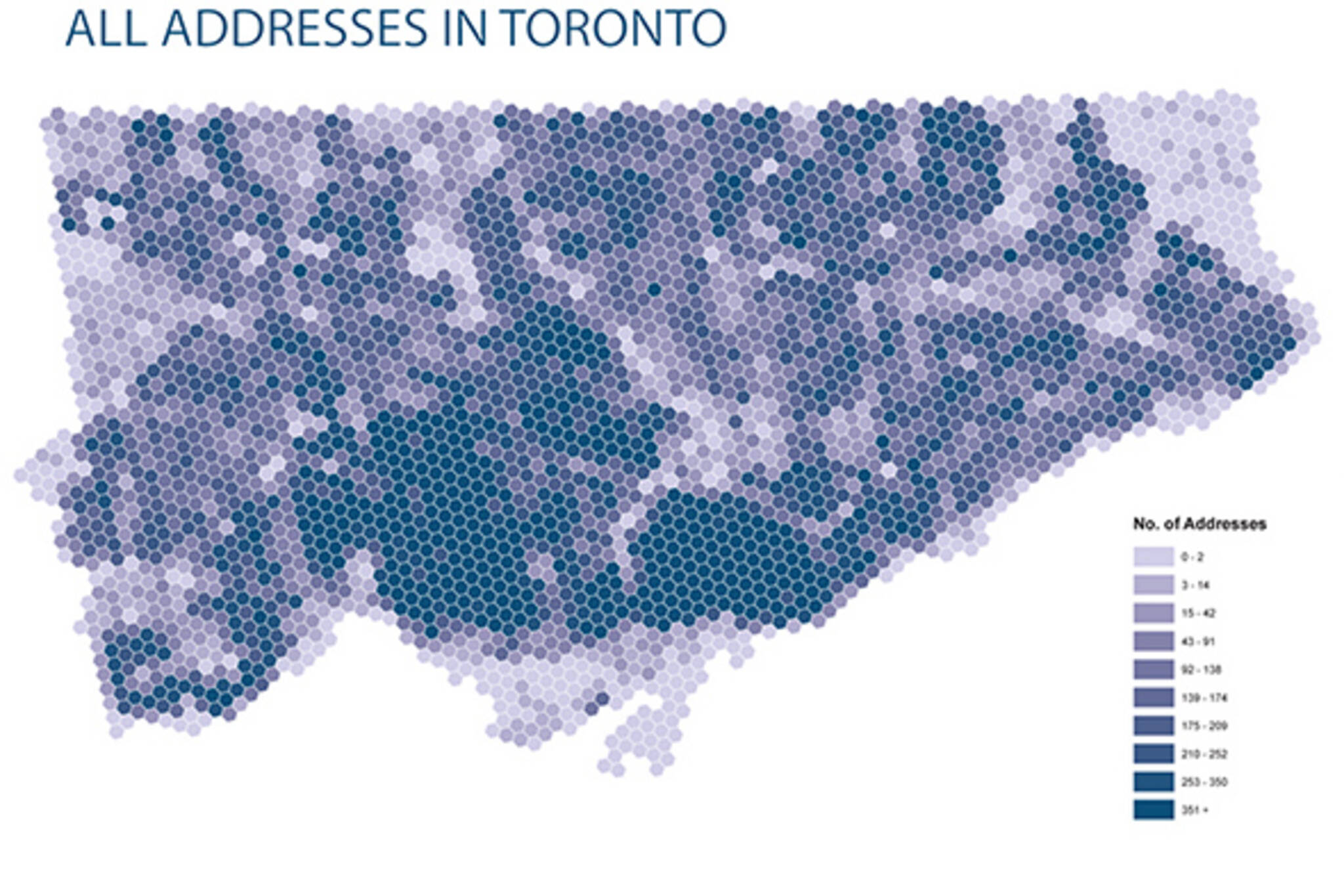 Toronto addresses