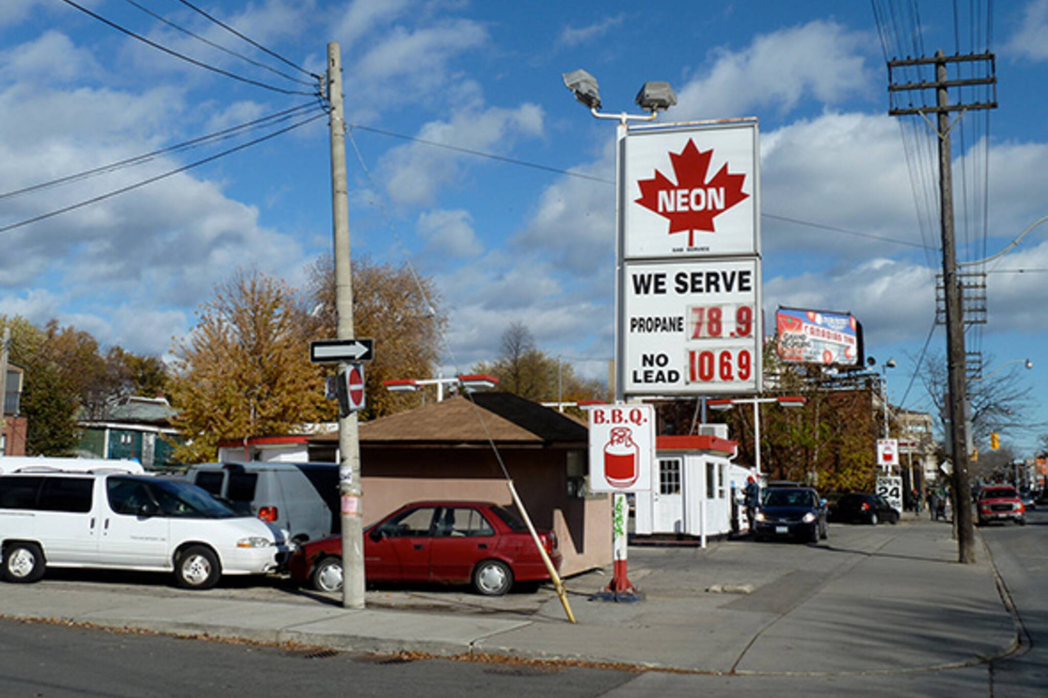 Where to buy propane for your BBQ in Toronto