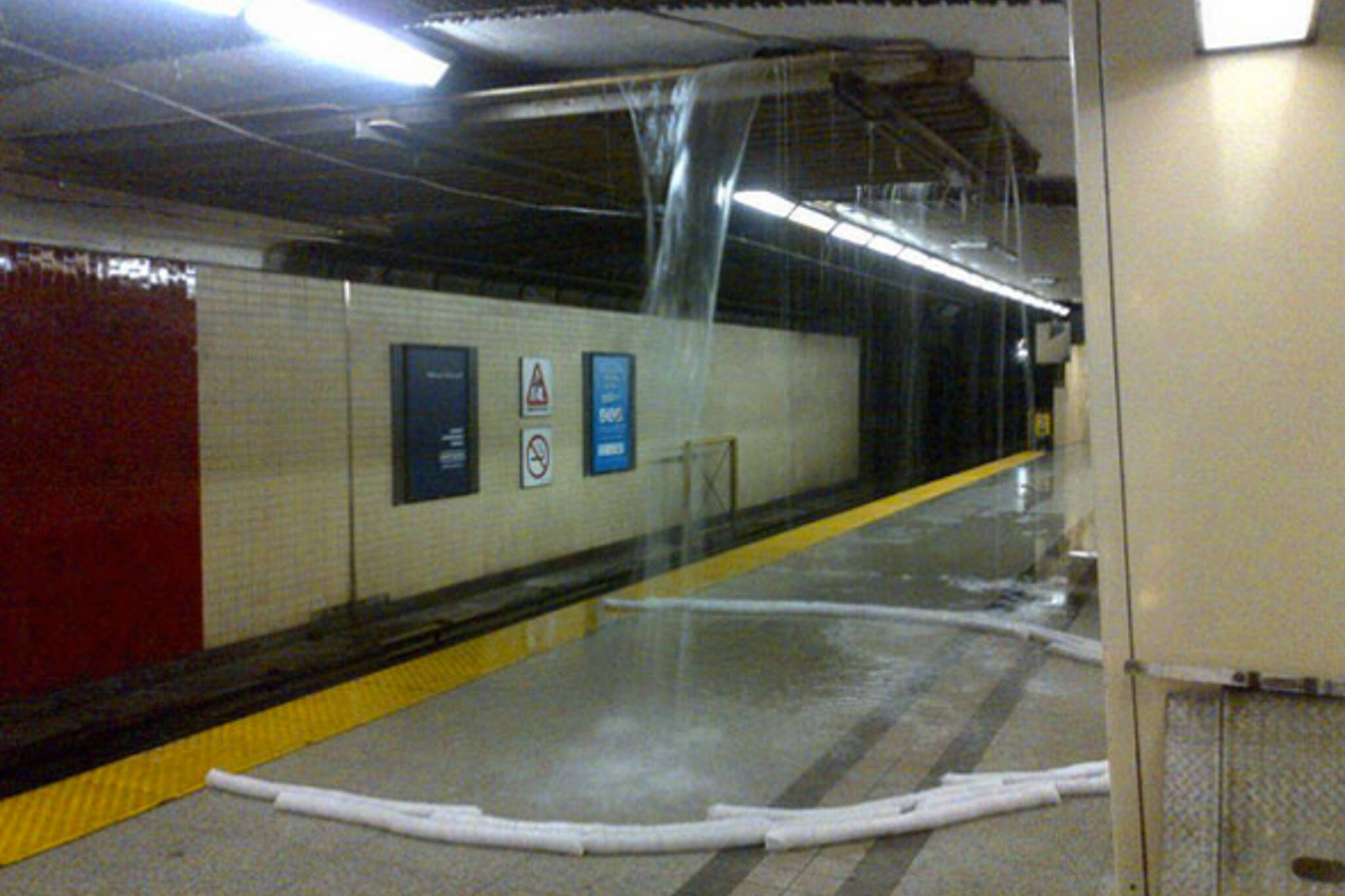 toronto ttc flood