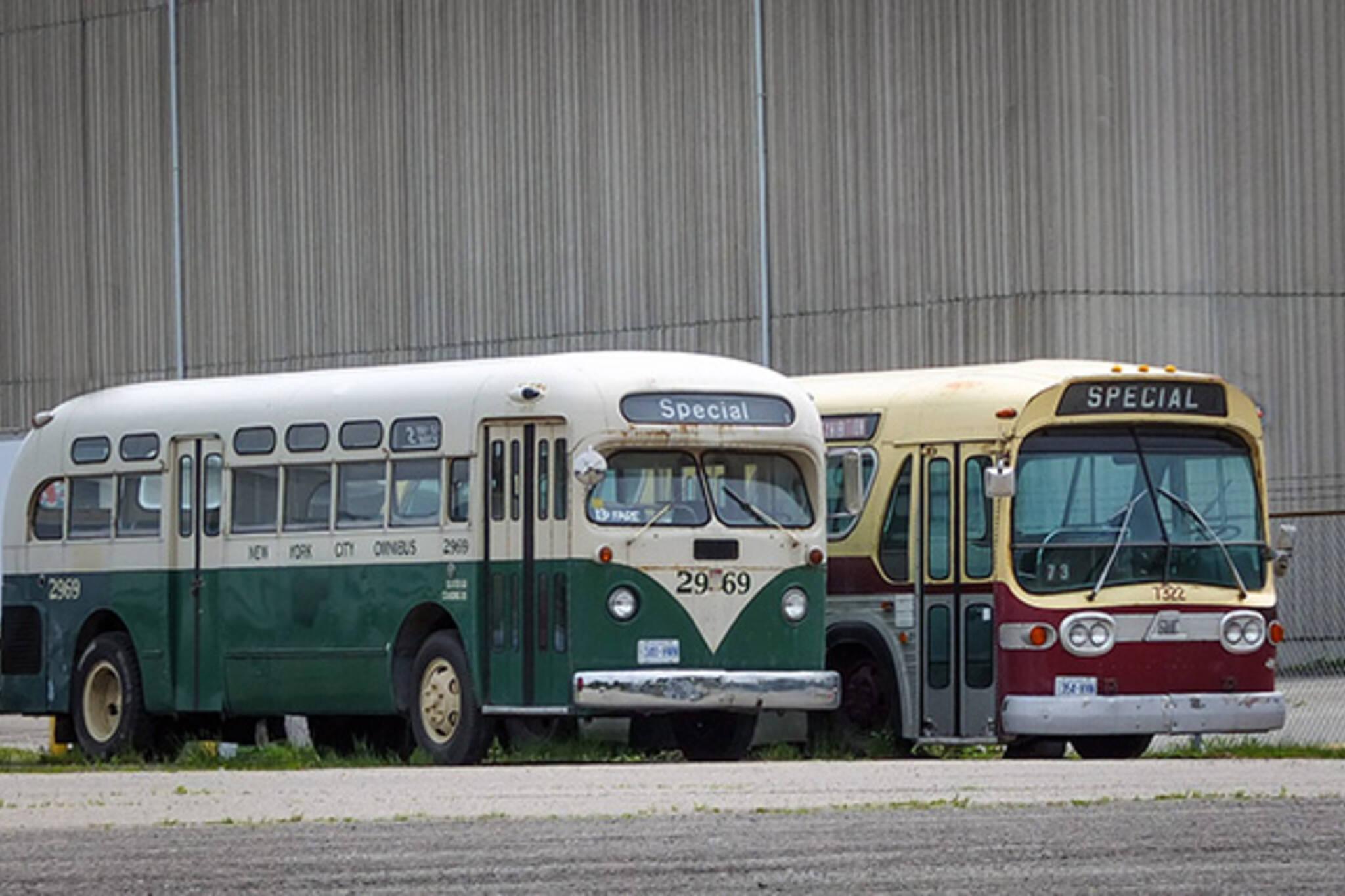 buses toronto