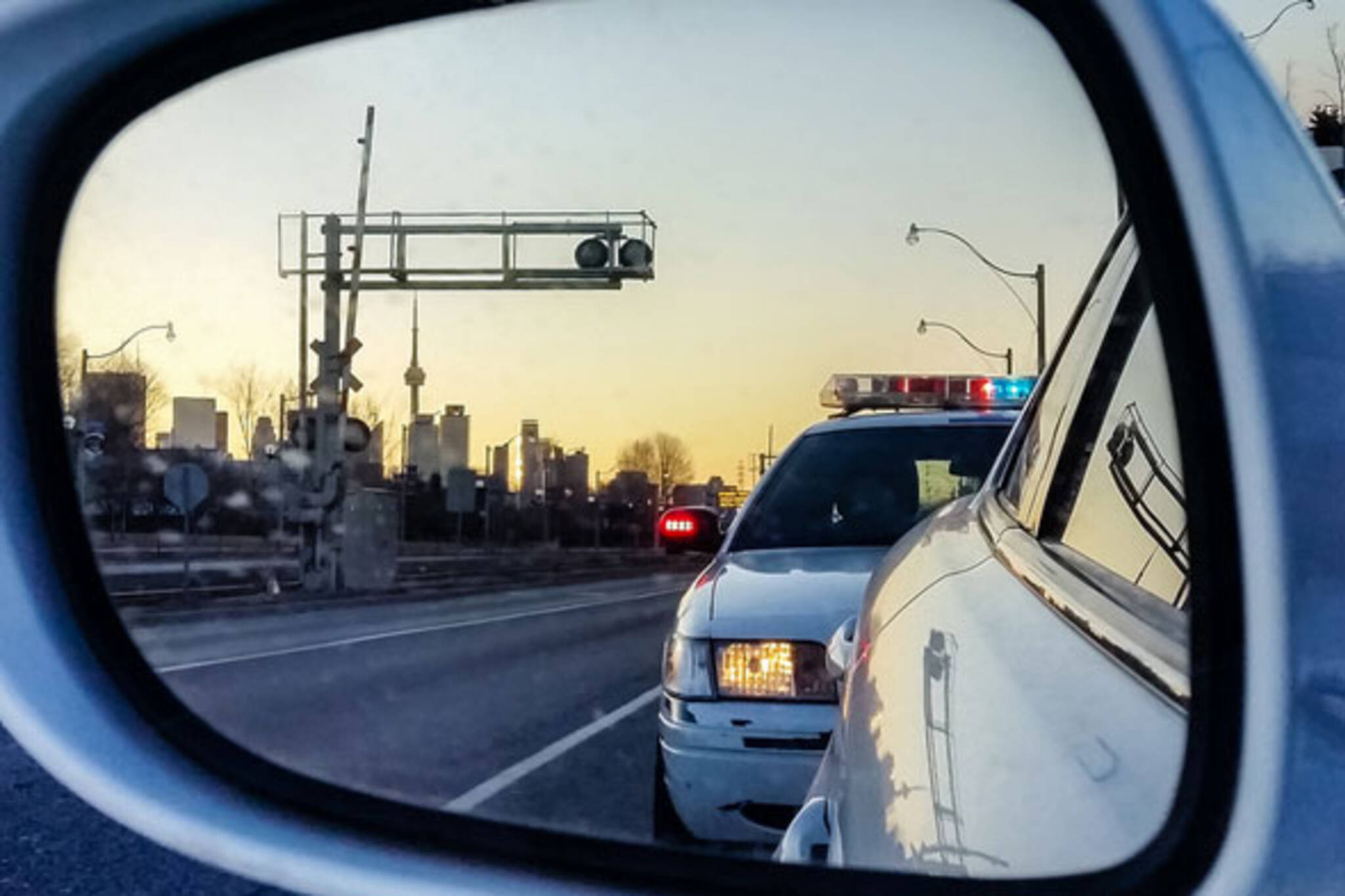 toronto traffic laws