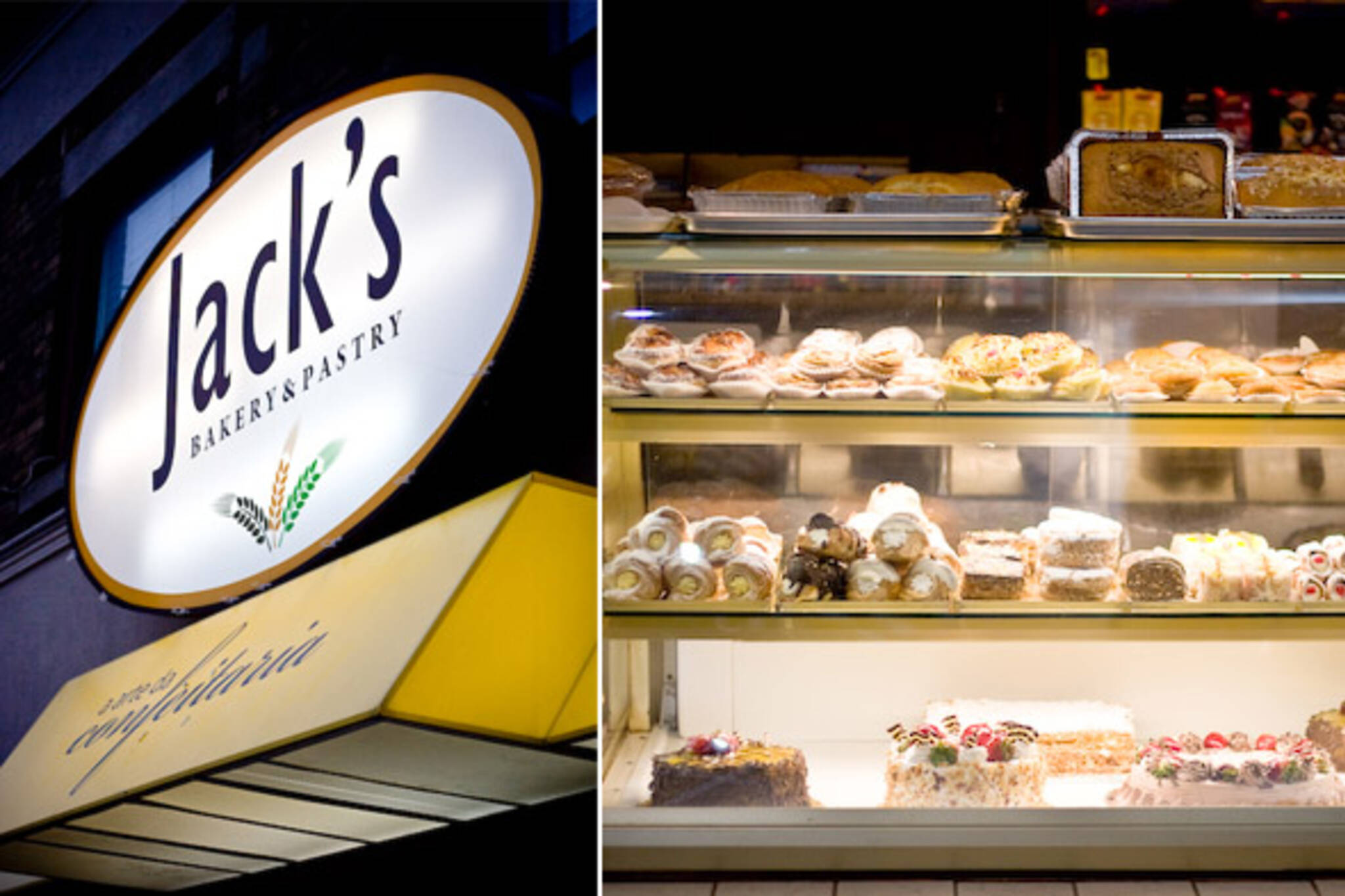 jack's bakery and pastry toronto