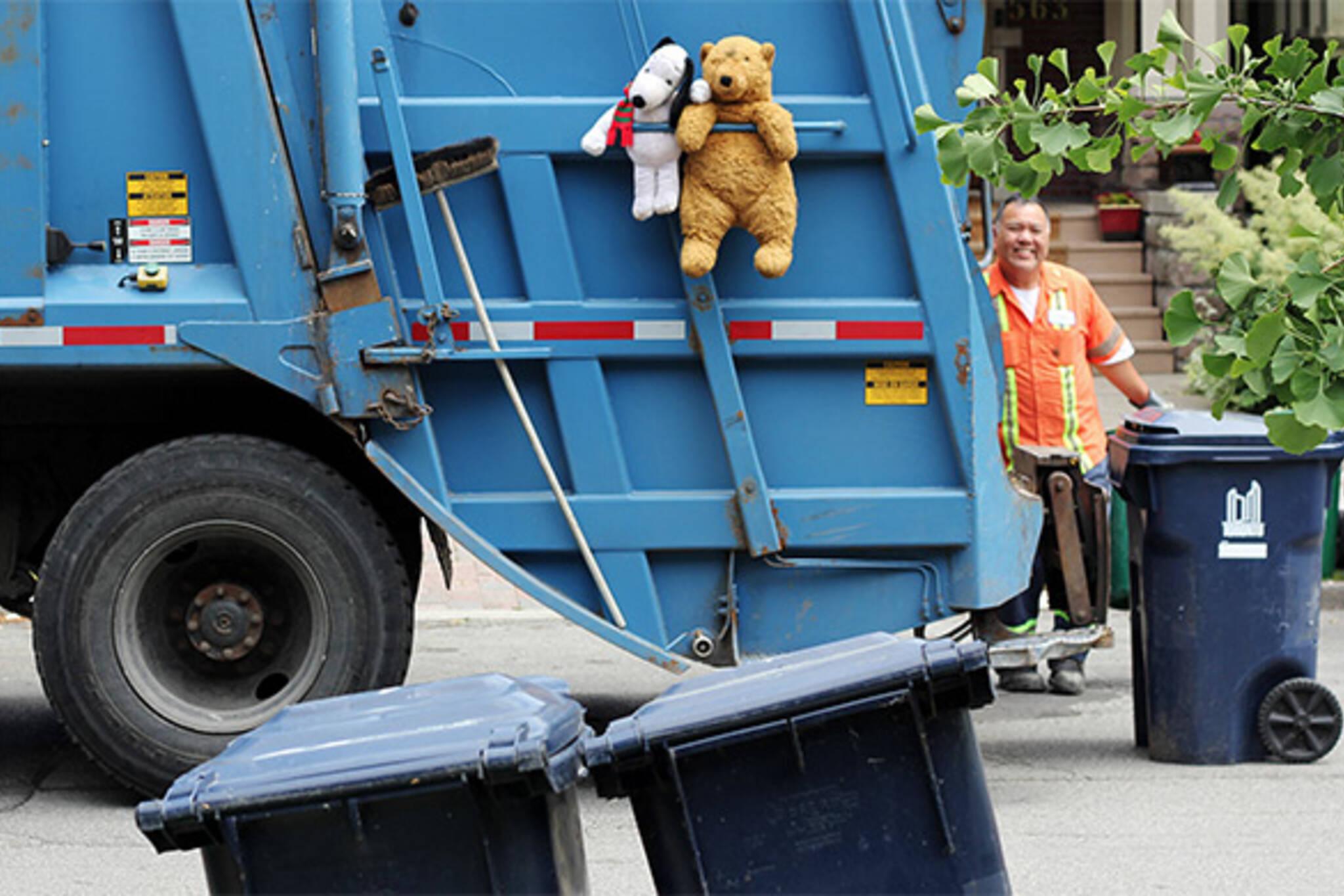 garbage collection toronto