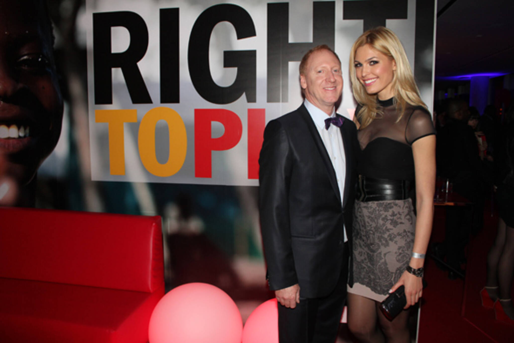 Right to Play Party