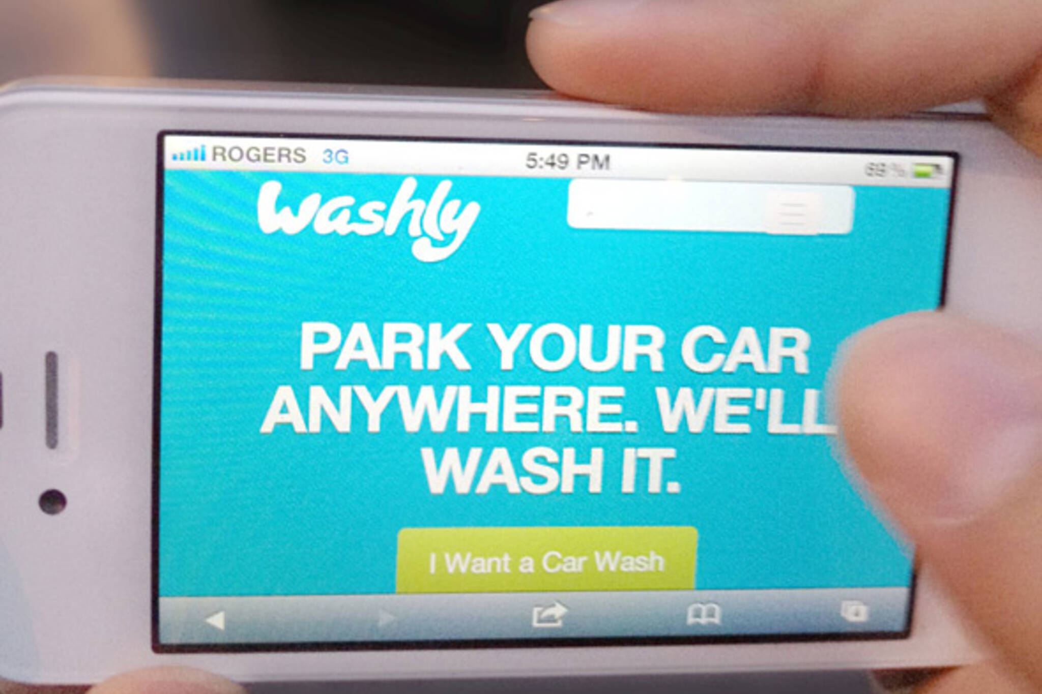 New toronto car wash service comes to you washly solutioingenieria Images