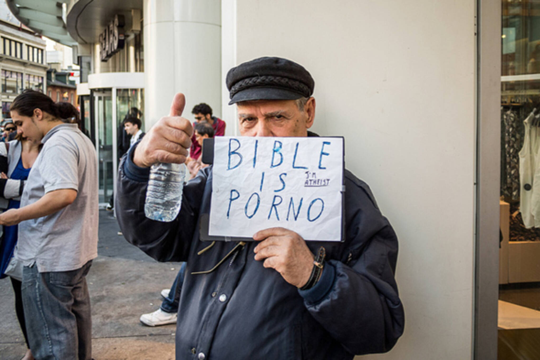 Bible is Porno