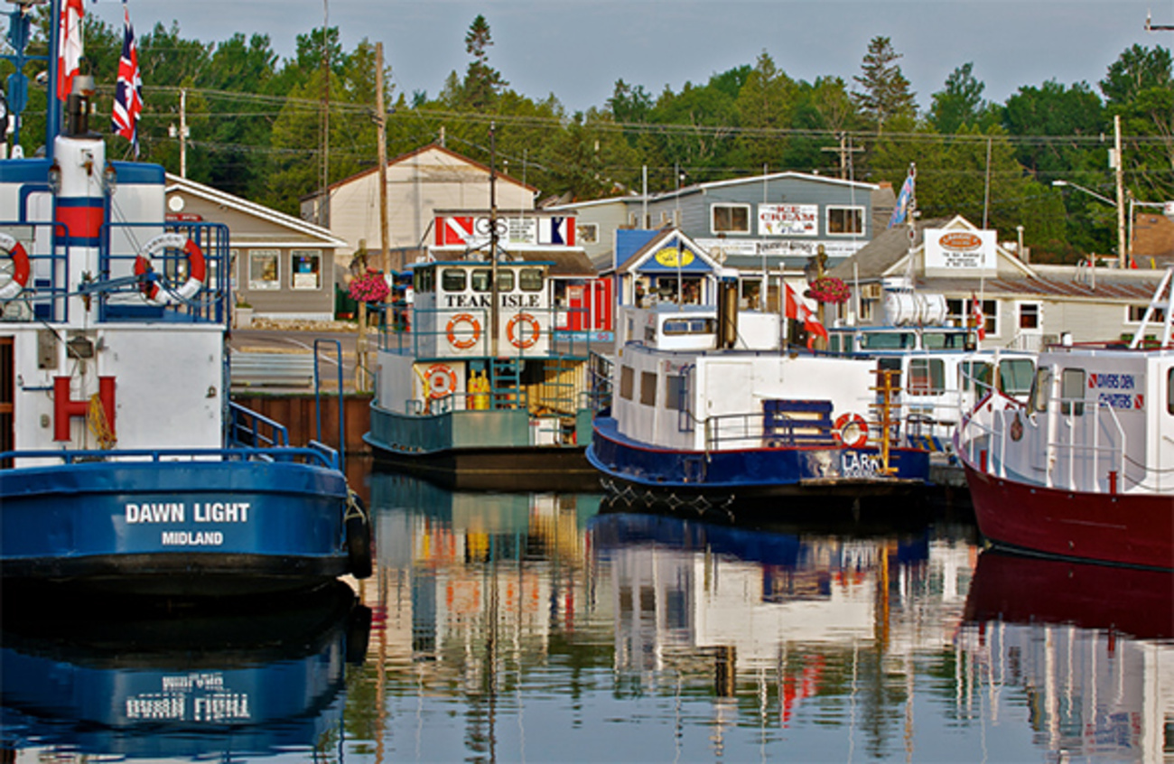 5 Small Towns To Visit Four Hours From Toronto