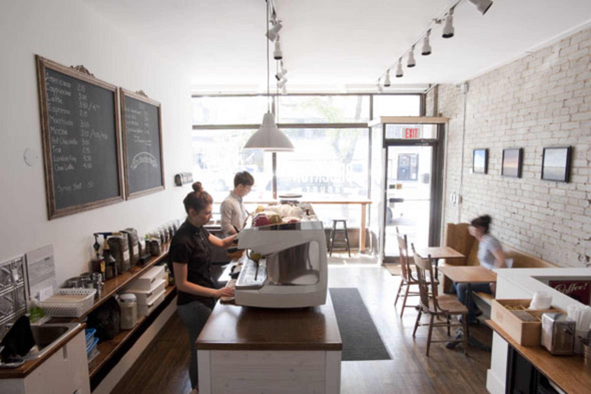 Brockton Cafe Toronto