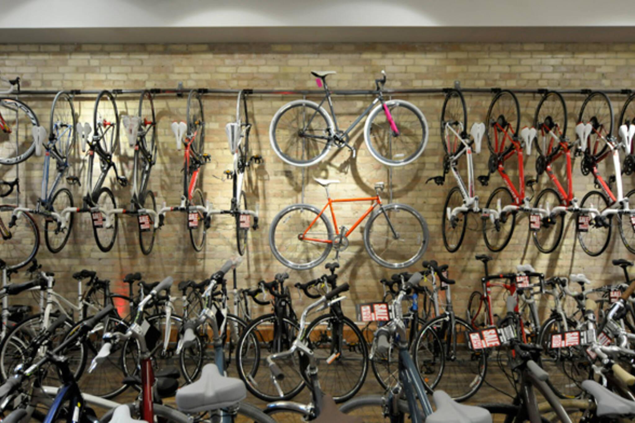 Bloordale Bike Shop Toronto