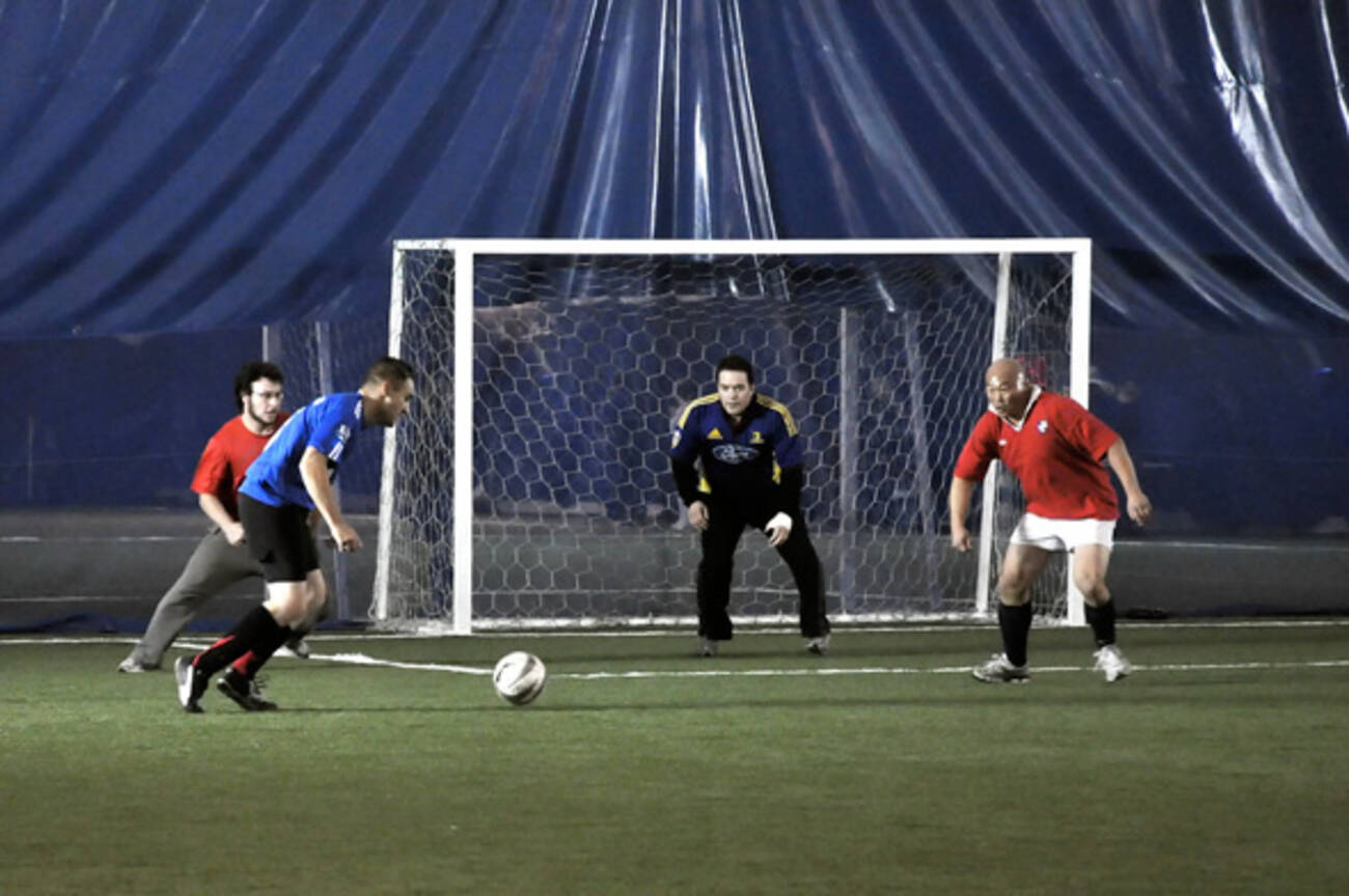 The Best Indoor Sports Fields In Toronto