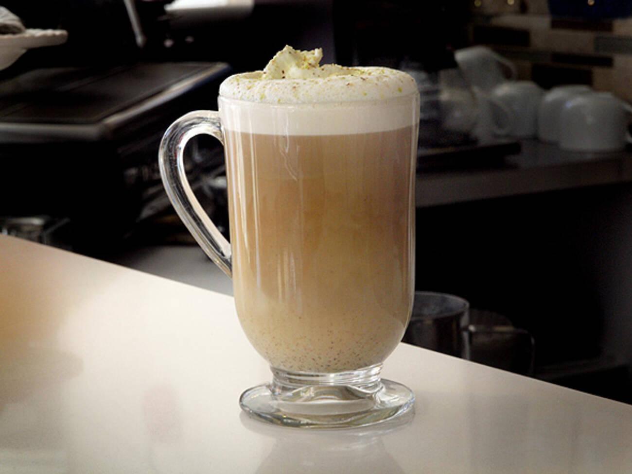 The Great Toronto Coffee Drink Challenge Hot Gelato