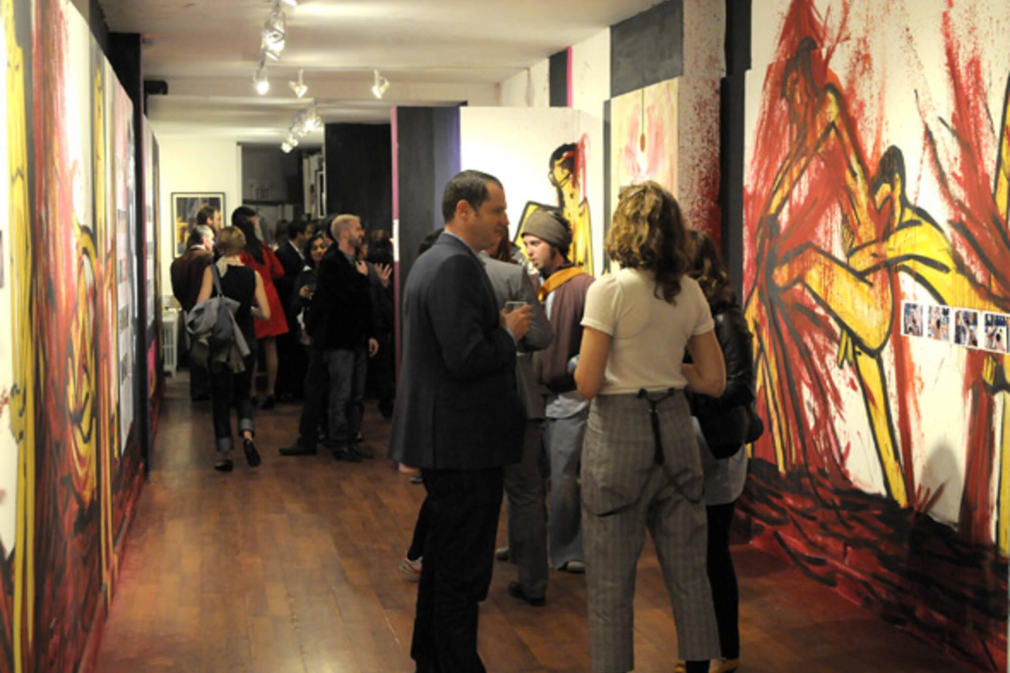 Amuse-Bouche Le Gallery