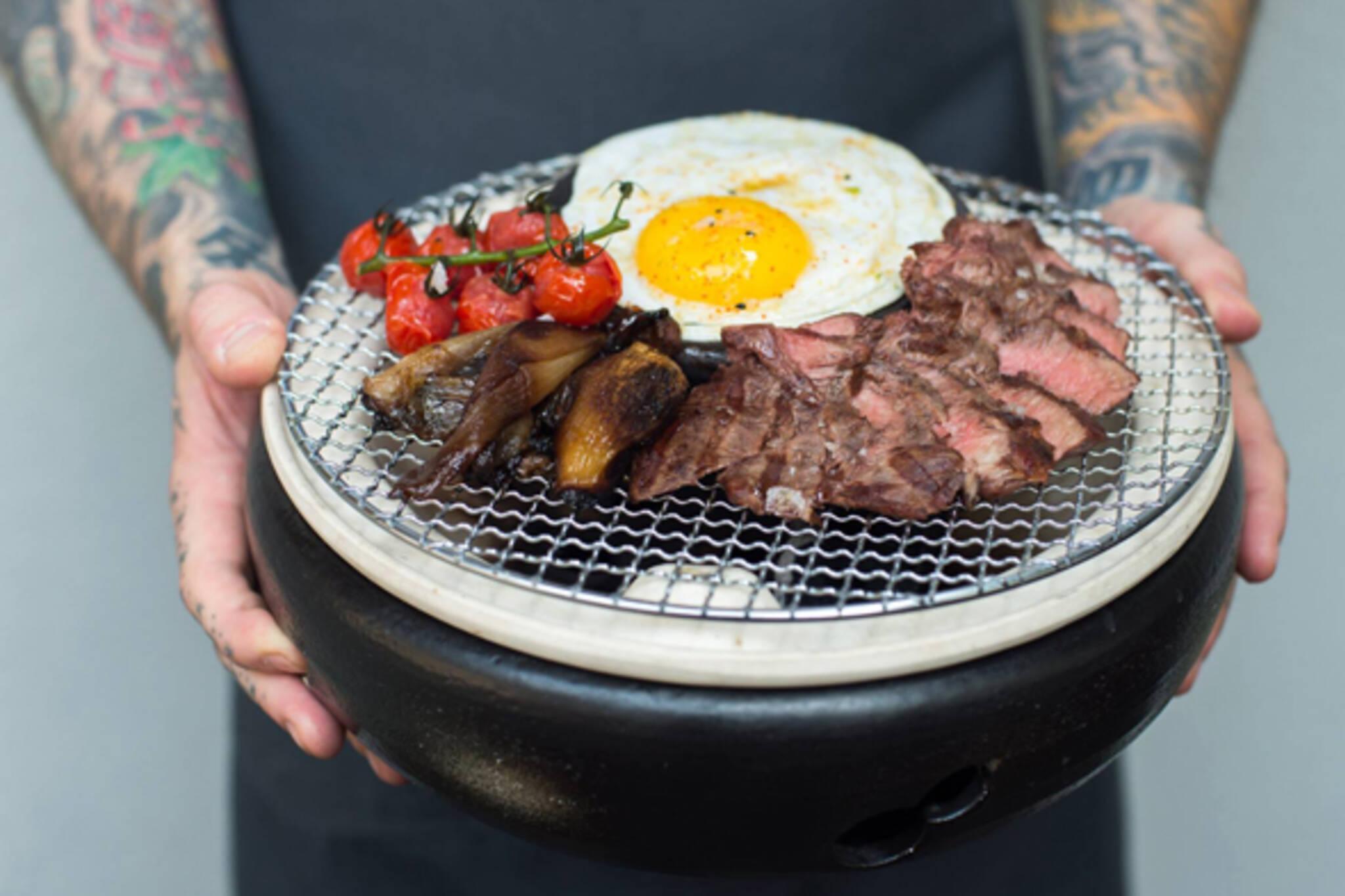 Steak and Eggs Toronto