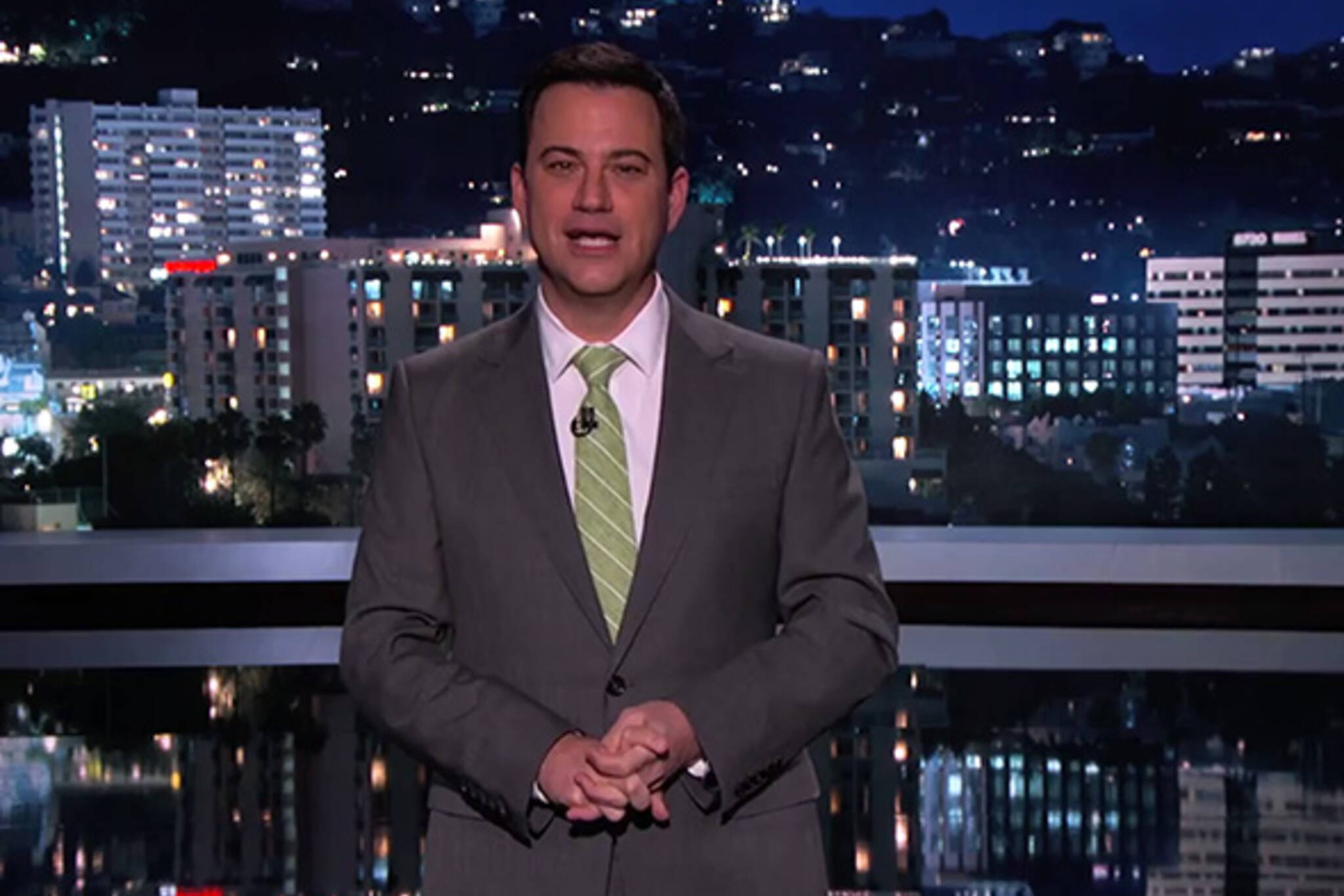 Rob Ford Jimmy Kimmel