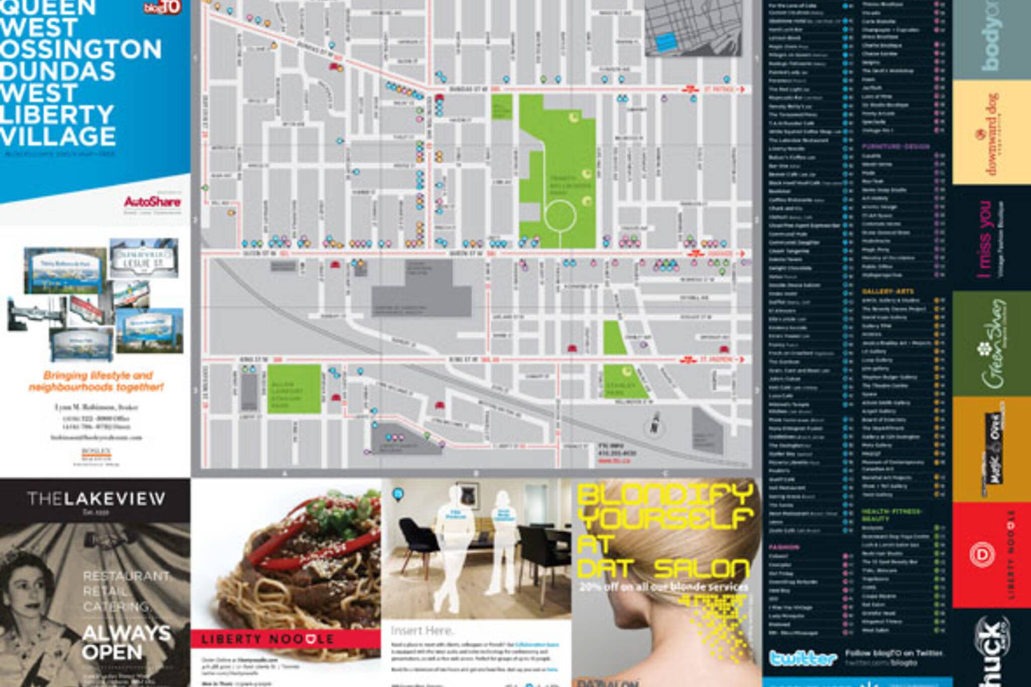 Toronto Maps