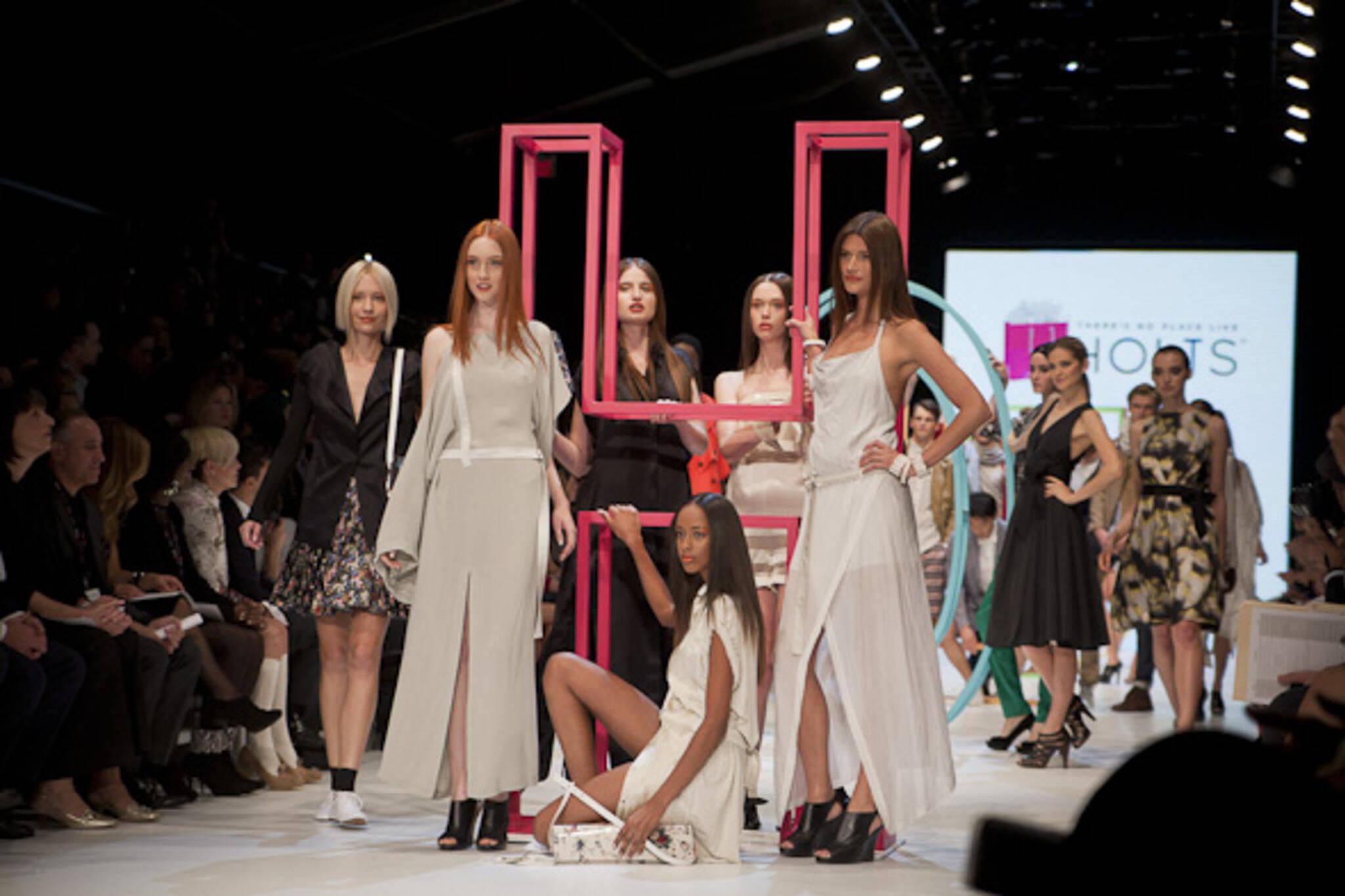Holt Renfrew LG Fashion Week