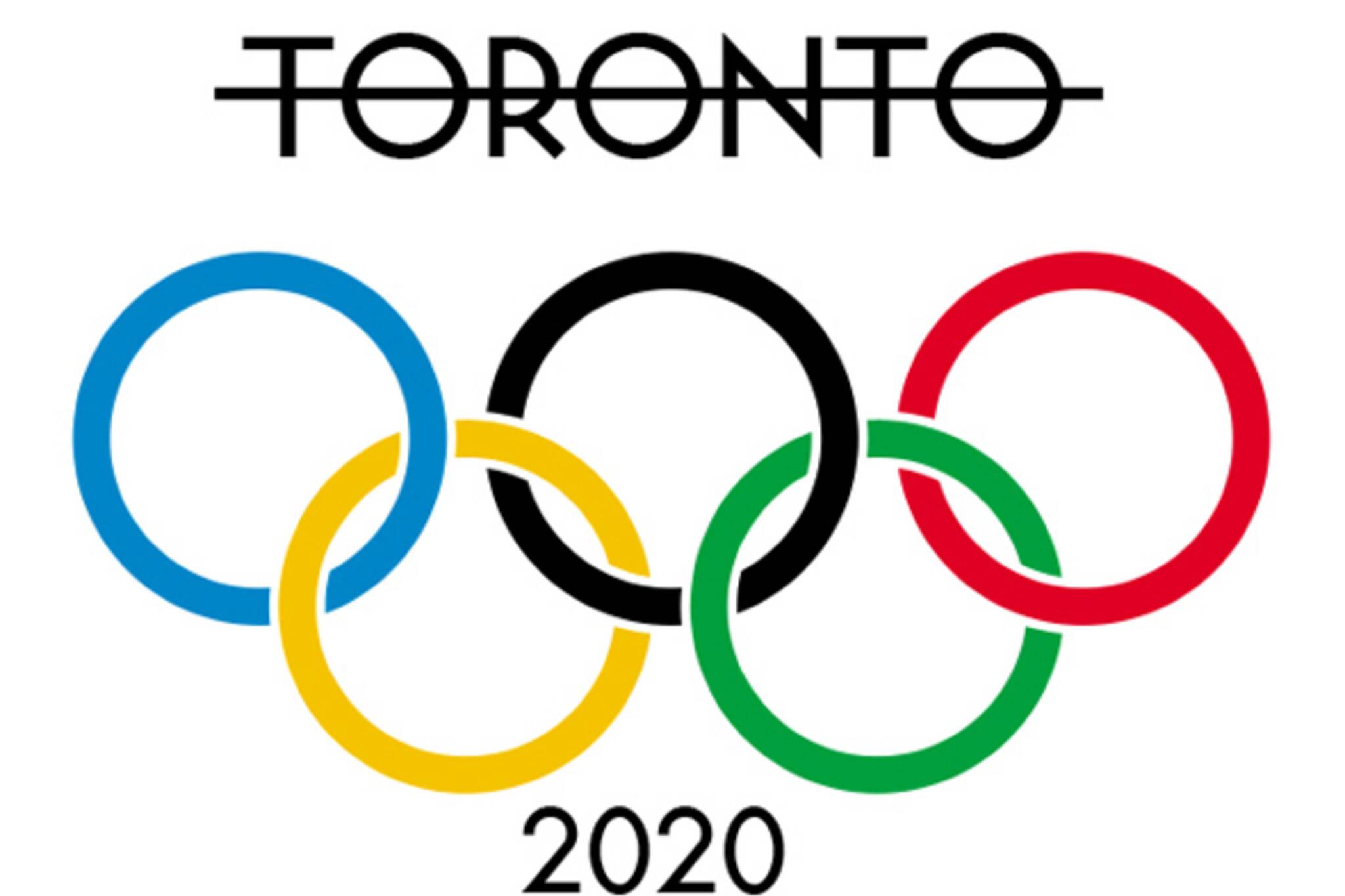 Toronto Olympics 2020 Not
