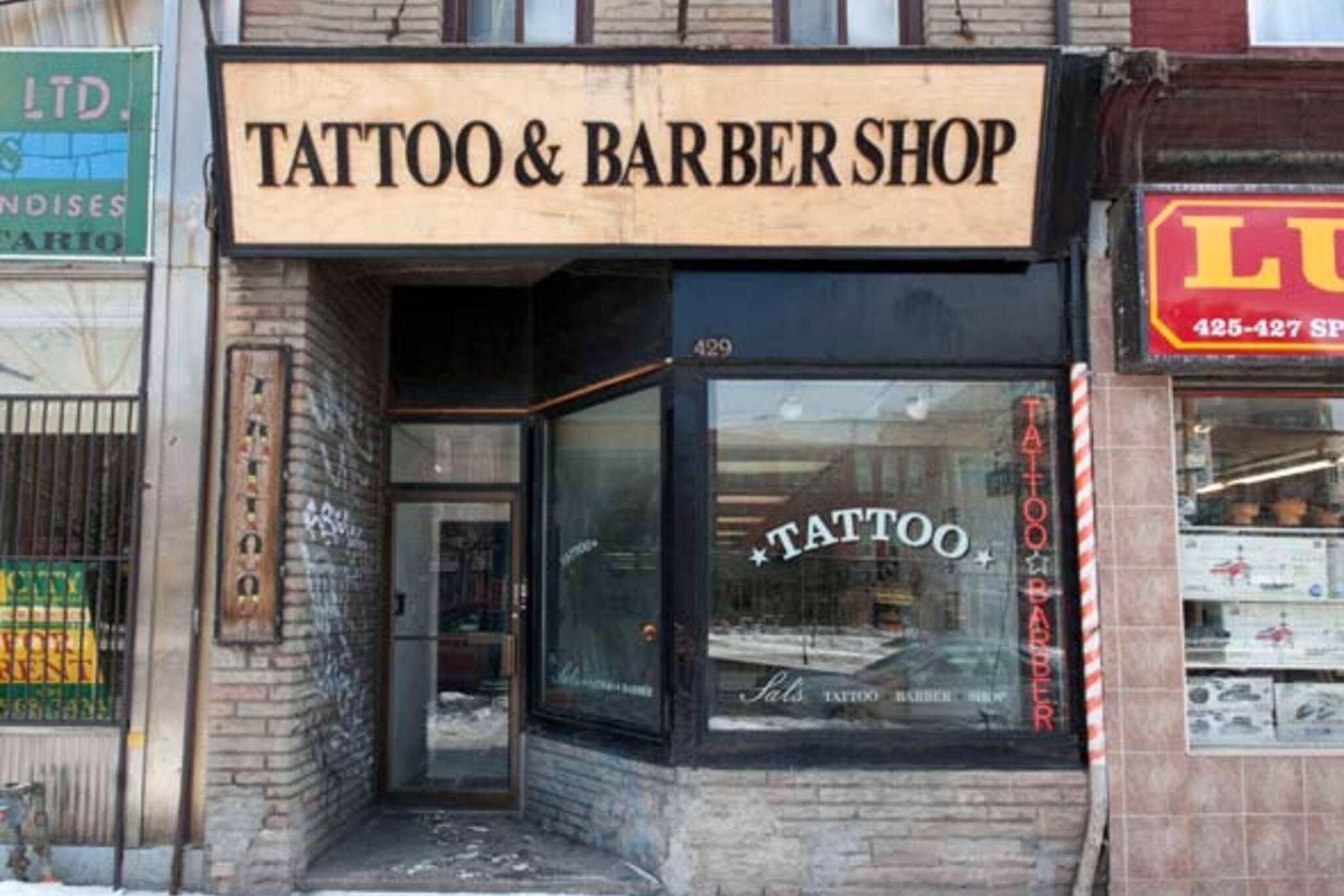 Tattoo Chinatown