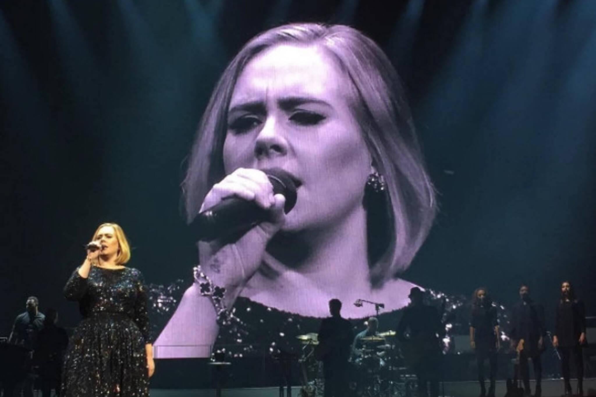 Adele Toronto