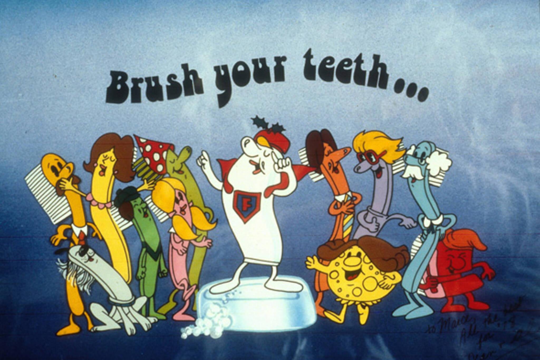 Toothbrush Family