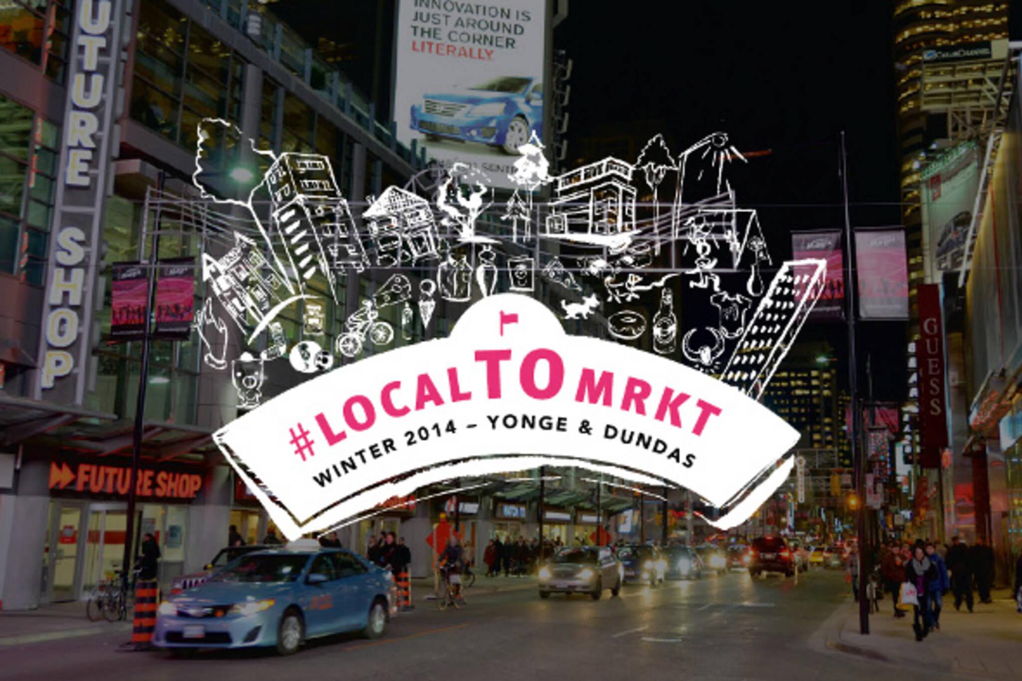 localtomrkt pop up toronto