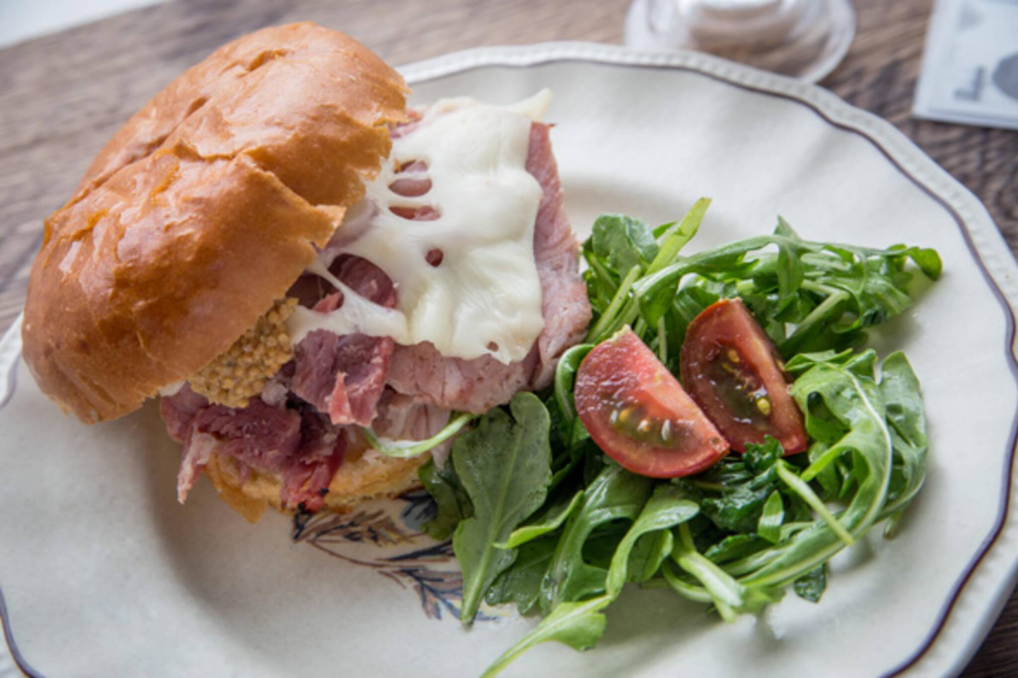 sandwich shop toronto