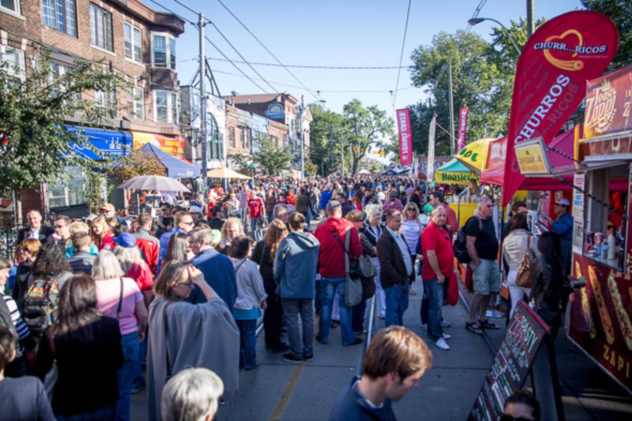 free events Toronto