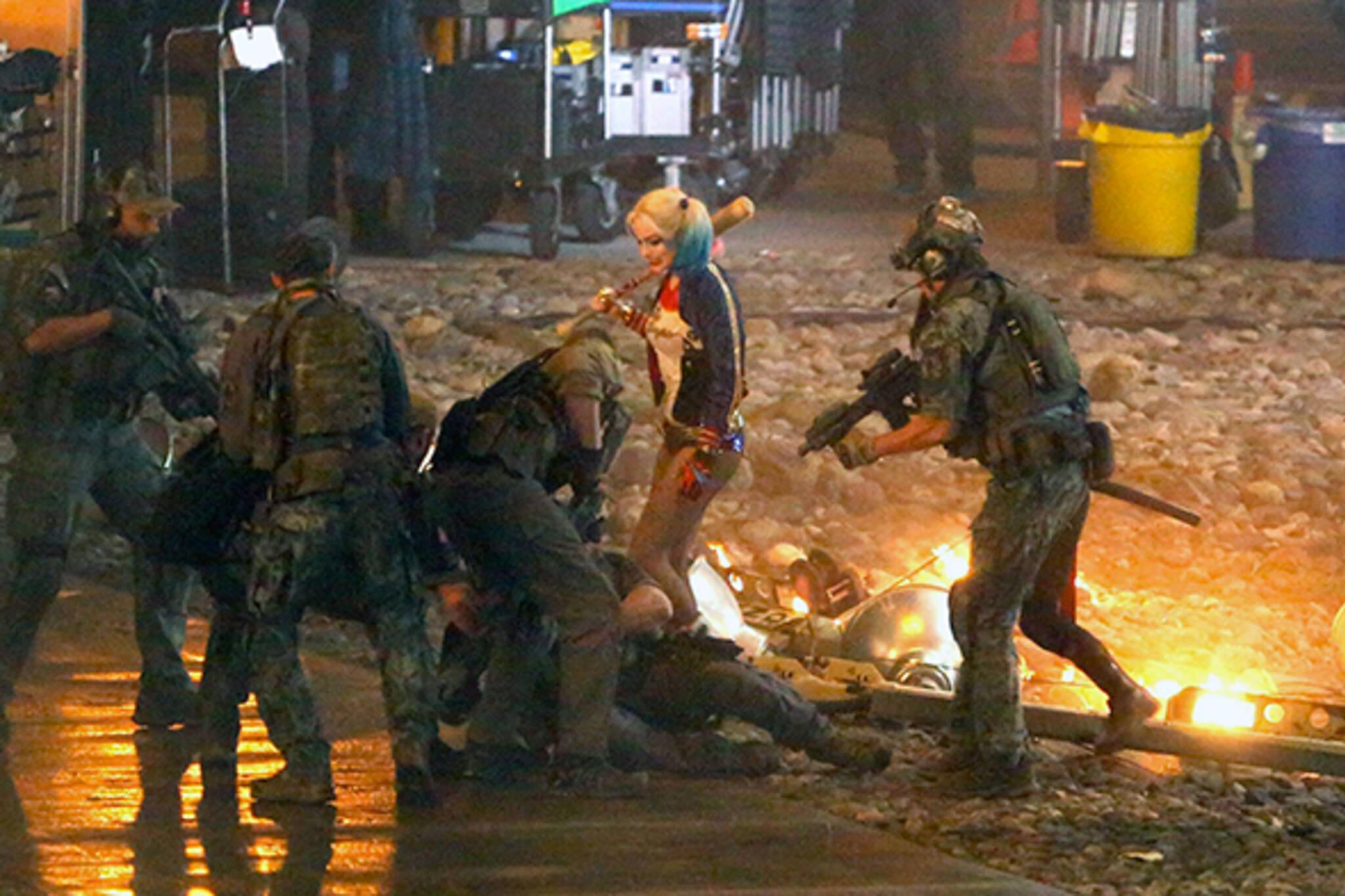 Suicide Squad Toronto