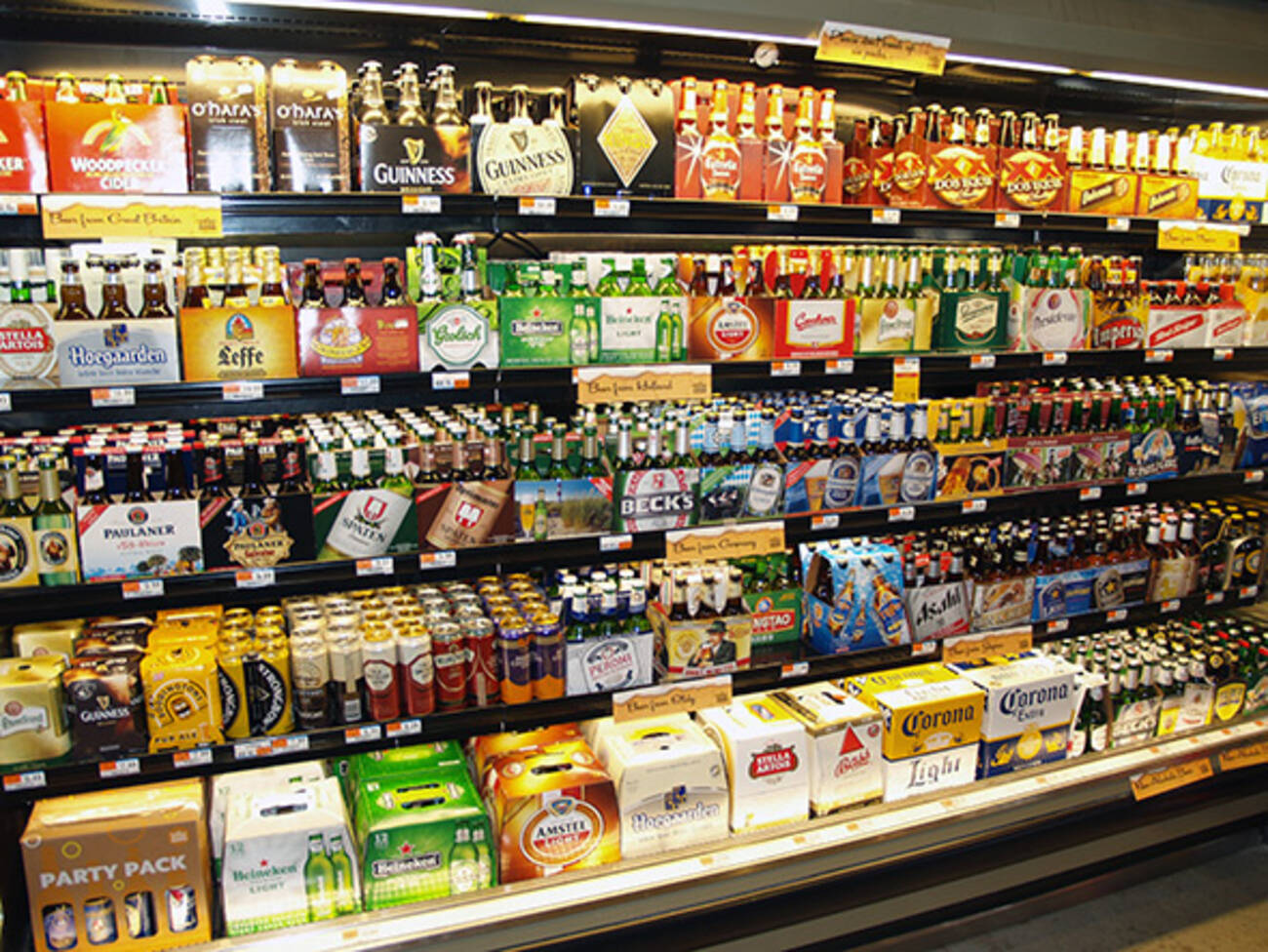 Quota On Beer Sales At Grocery Stores Has Some Flexibilty