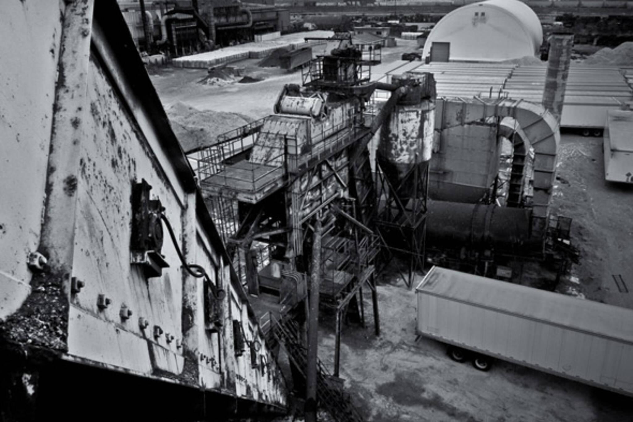 abandoned grain elevator vaughan