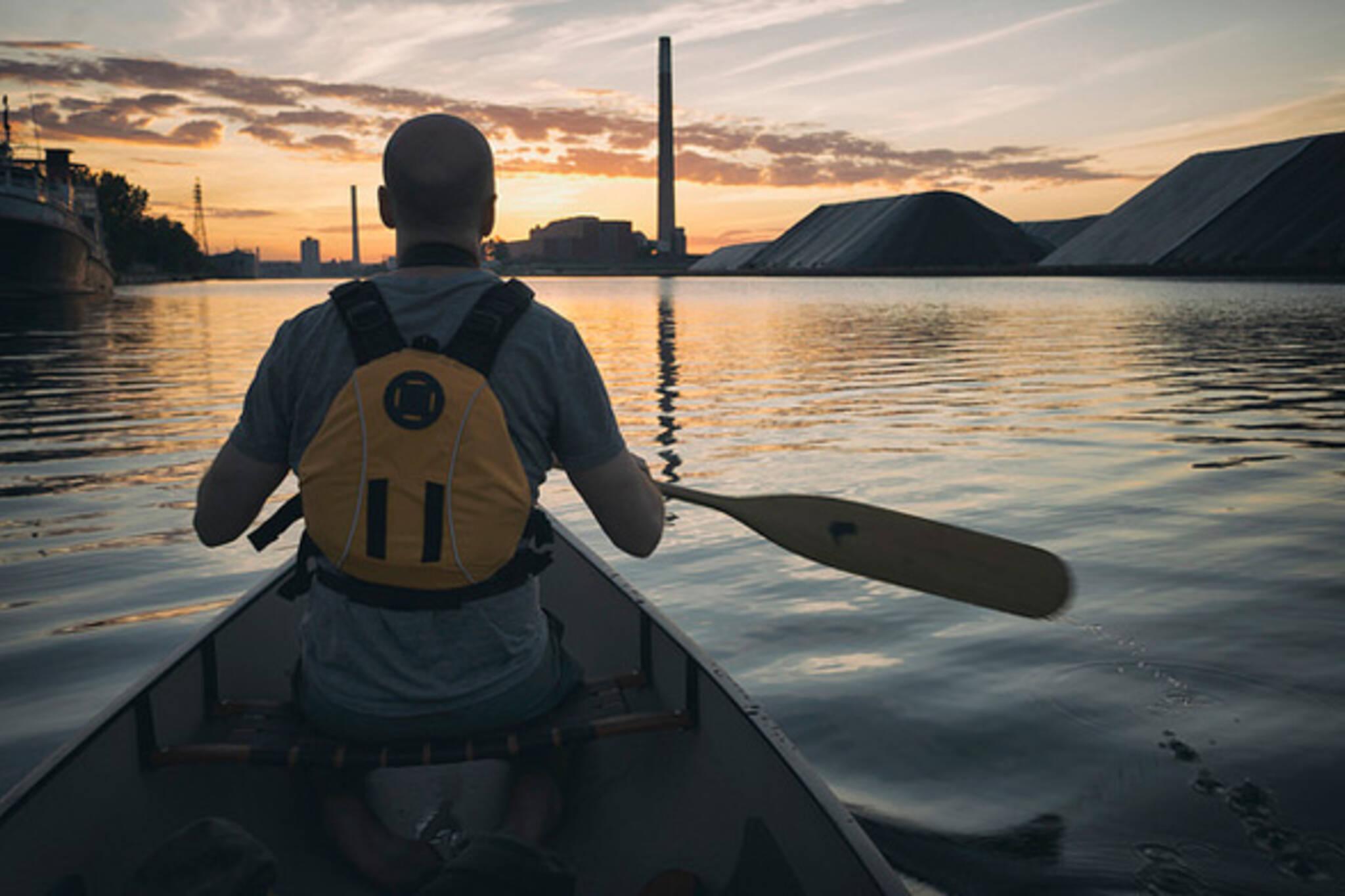 paddling toronto