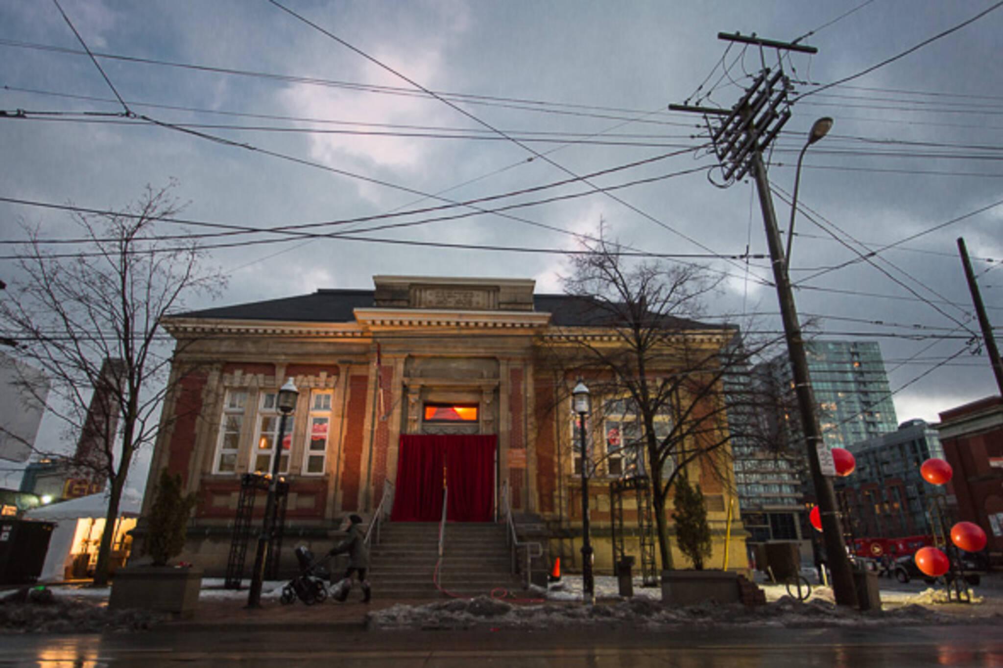 Theatre Centre Toronto