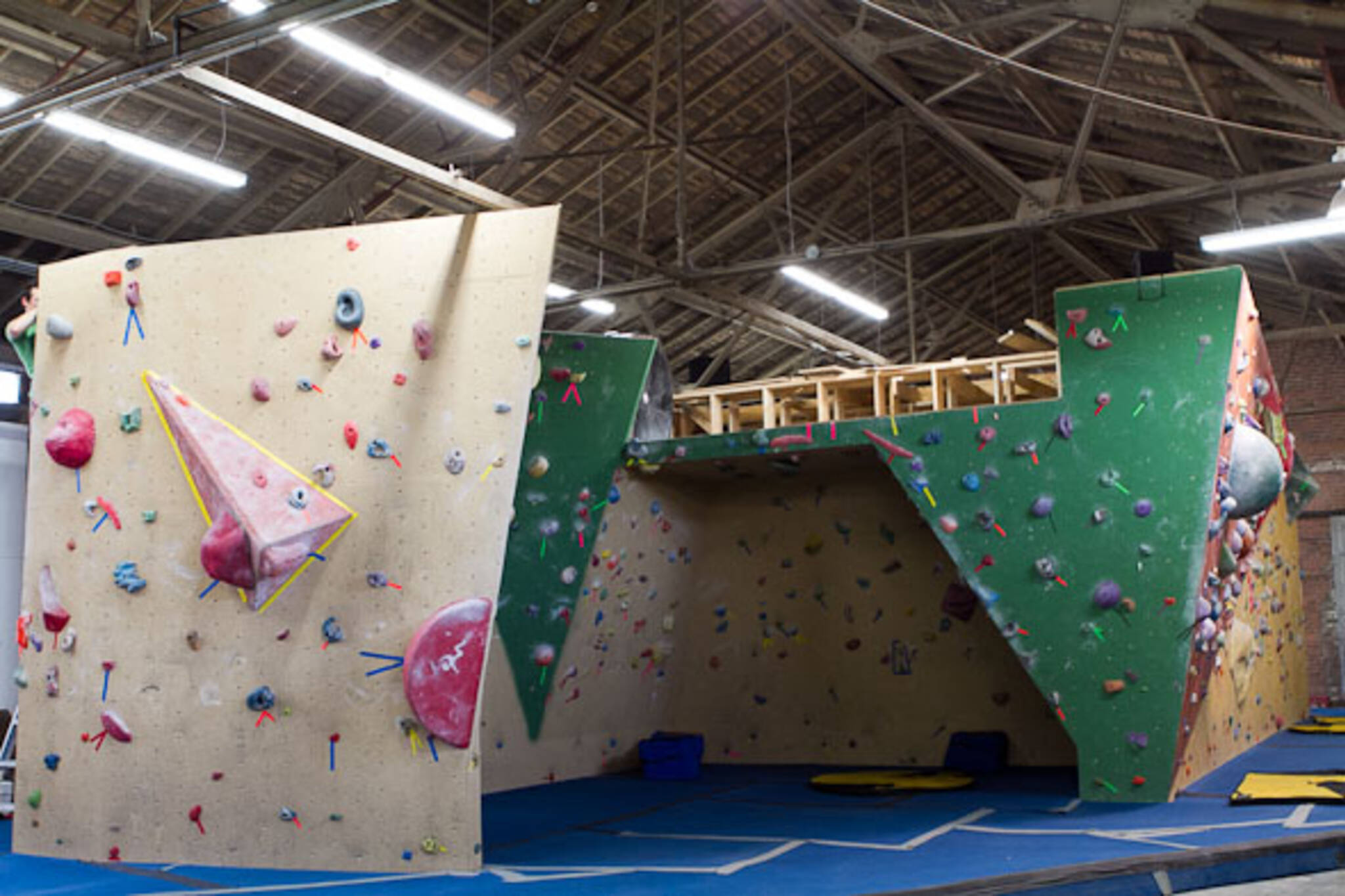 Climbing Gym Toronto