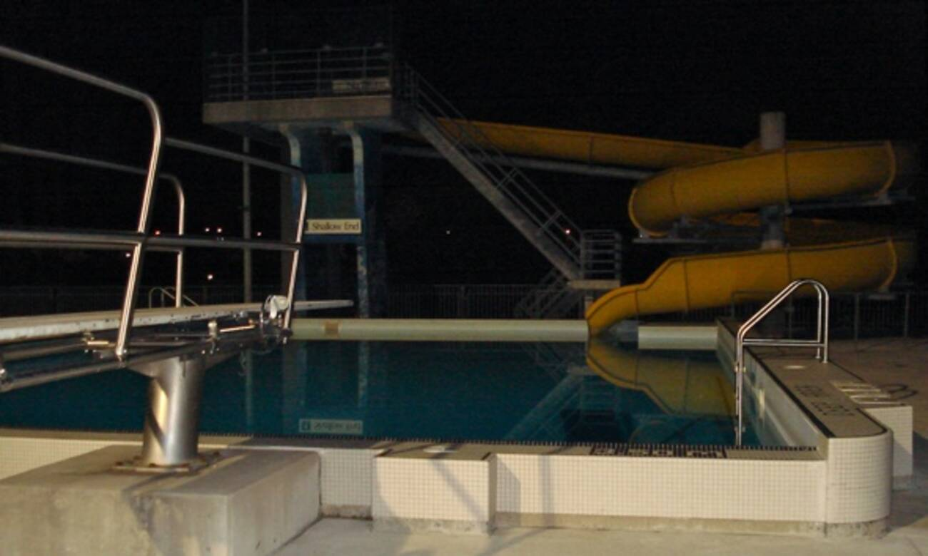 Should late night swimming at christie pits pool be city sanctioned for Late night swimming pools london