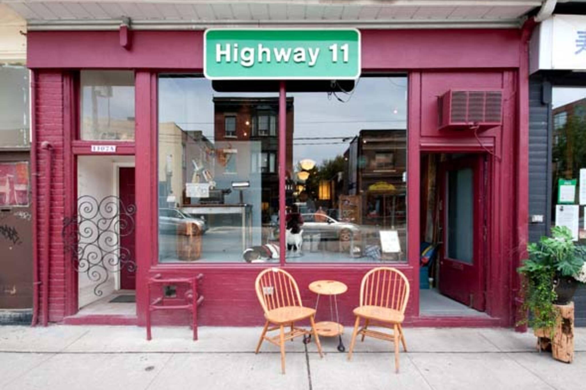 Highway 11 Toronto