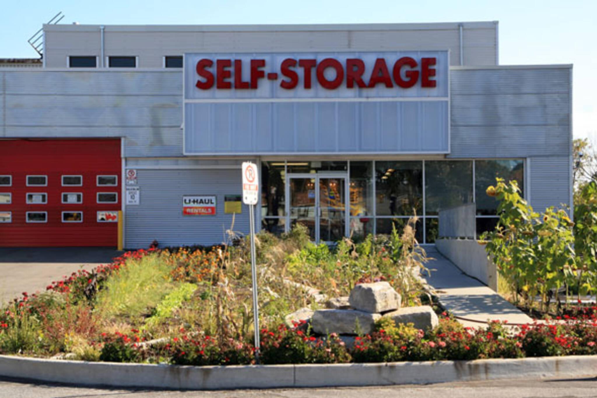 Self Storage Toronto