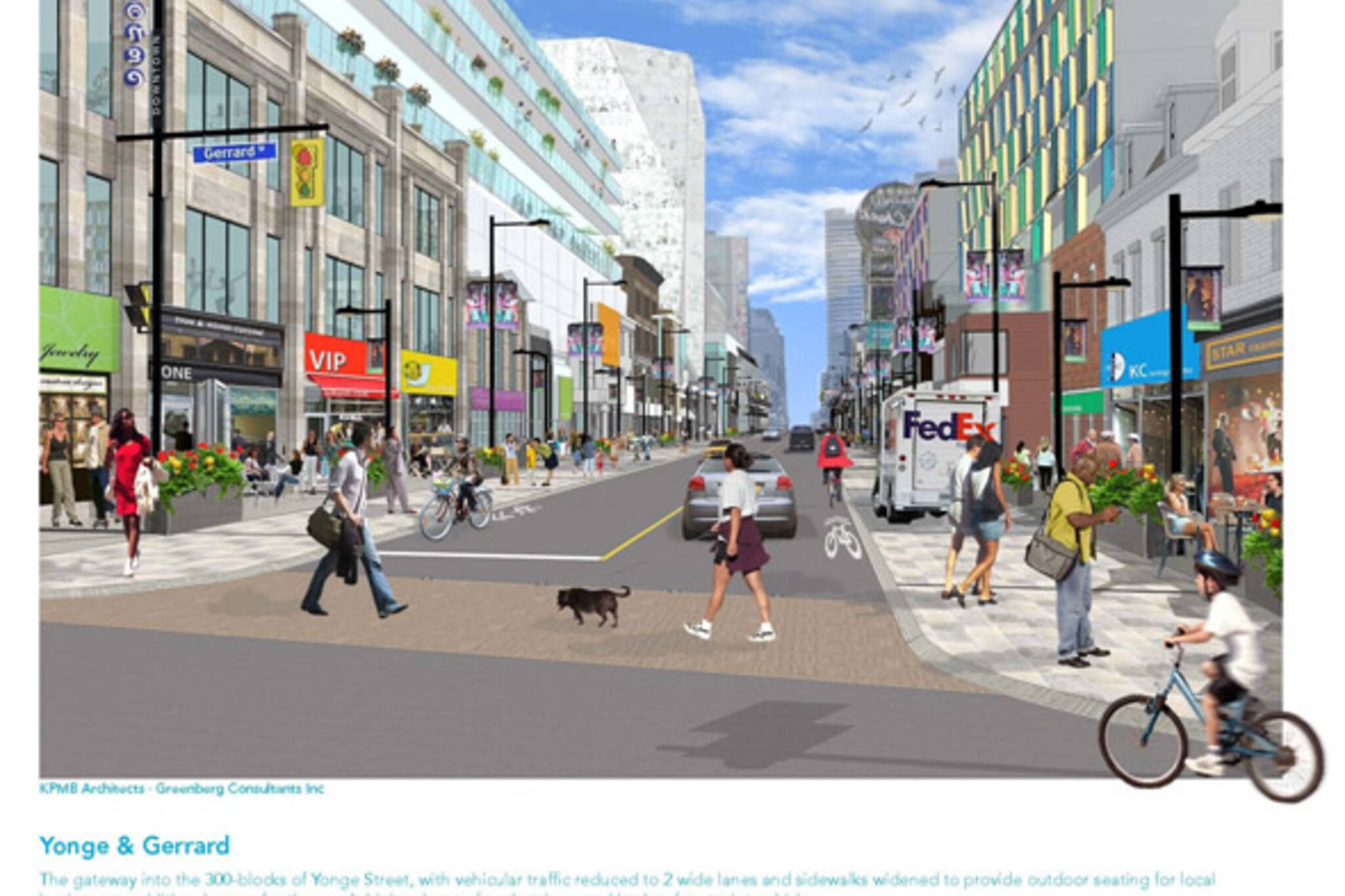 Yonge Street Plan Makeover