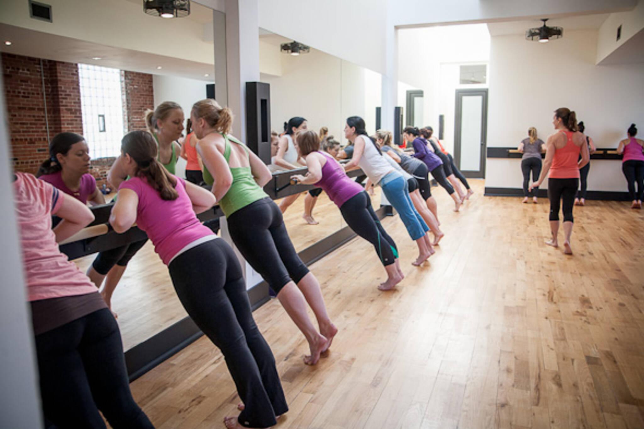 new yoga studio toronto