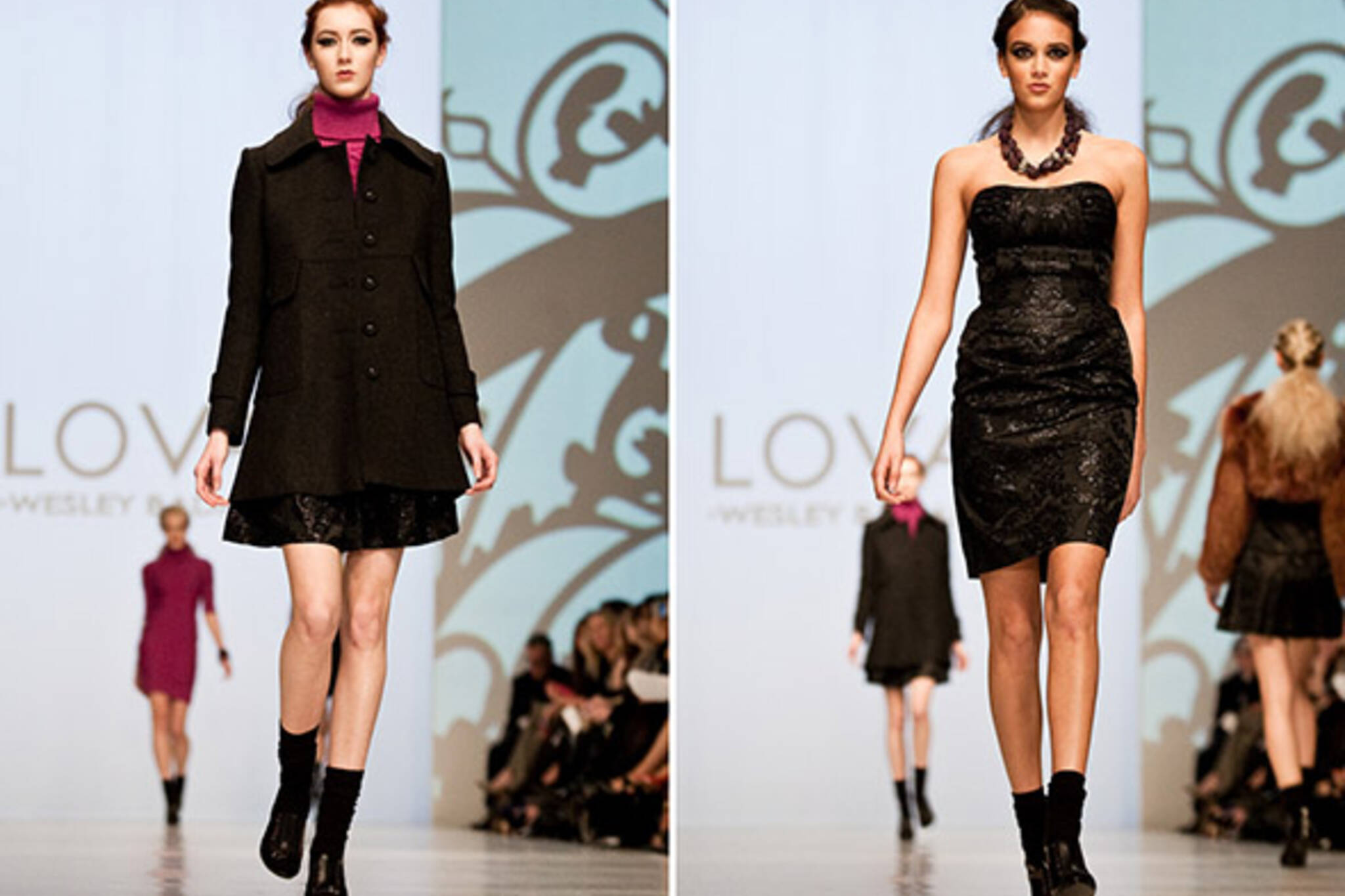 Lovas Toronto Fashion Week